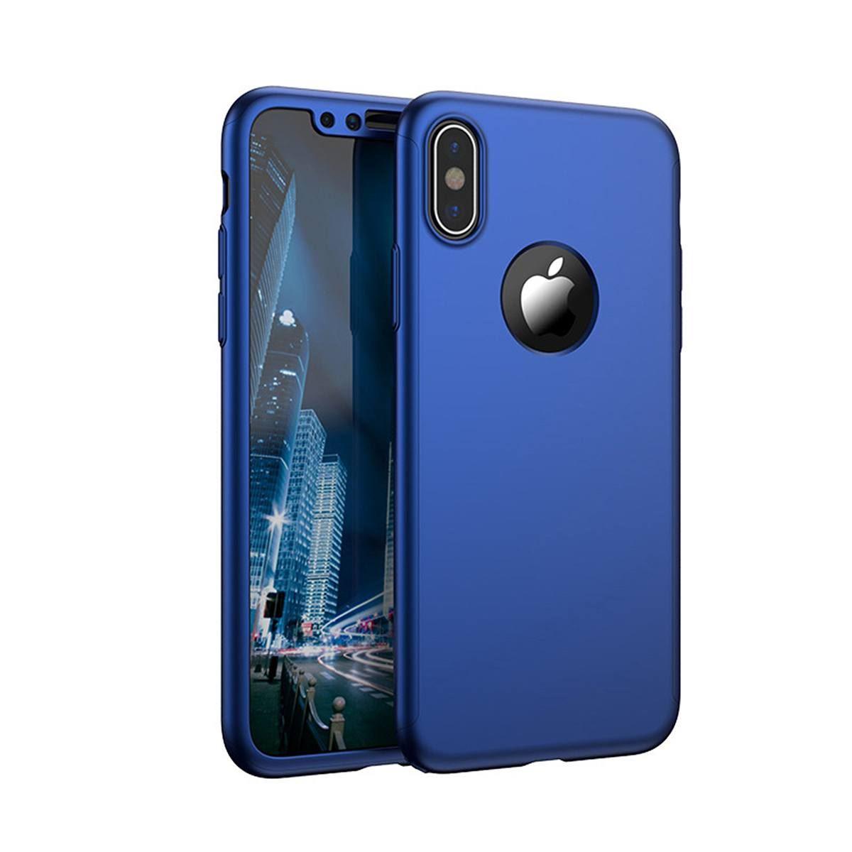 For-Apple-iPhone-XS-Max-XR-Hybrid-360-Slim-Ultra-Thin-Heavy-Duty-Shockproof-Case Indexbild 78