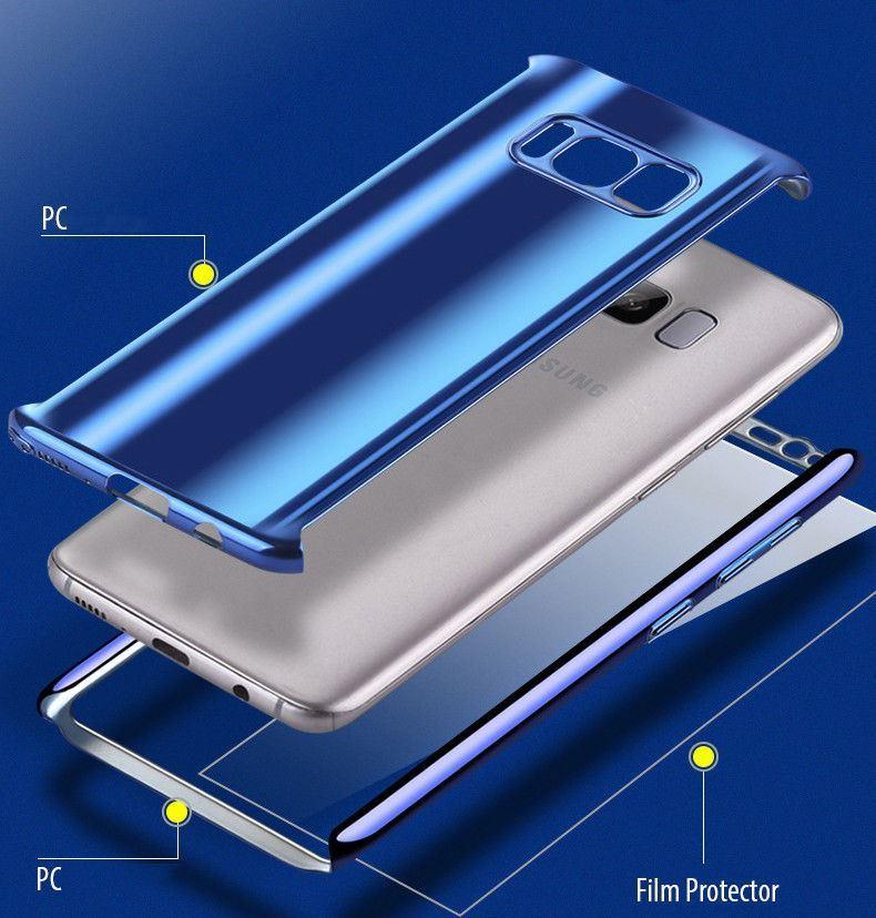Shockproof-Hybrid-360-Ultra-Thin-Mirror-Hard-Case-Samsung-Galaxy-S7-edge-S8-S9 thumbnail 54