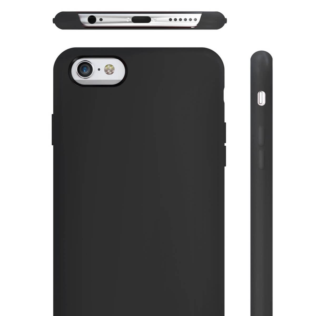 Liquid-Silicone-Phone-Case-For-Apple-iPhone-Soft-Shockproof-Matte-Back-Cover thumbnail 9