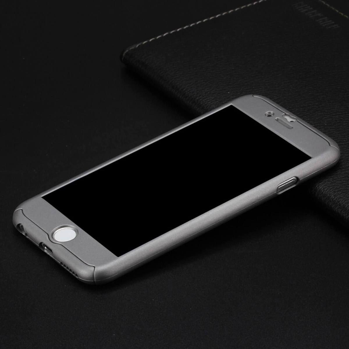 For-Apple-iPhone-XS-Max-XR-Hybrid-360-Slim-Ultra-Thin-Heavy-Duty-Shockproof-Case Indexbild 48