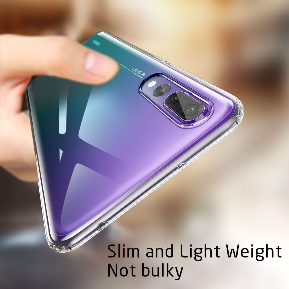 Shockproof-Silicone-Protective-Clear-Gel-Cover-Case-For-Huawei-P20-Pro-P-Smart thumbnail 23