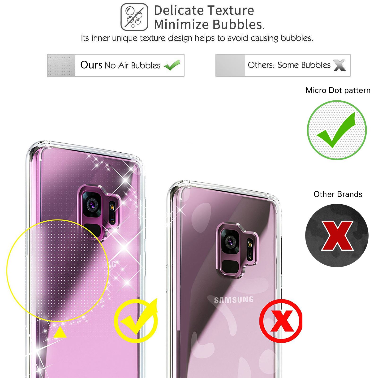 For-Samsung-Galaxy-S7-S8-S9-Case-Shockproof-Silicone-Protective-Clear-Gel-Cover thumbnail 81