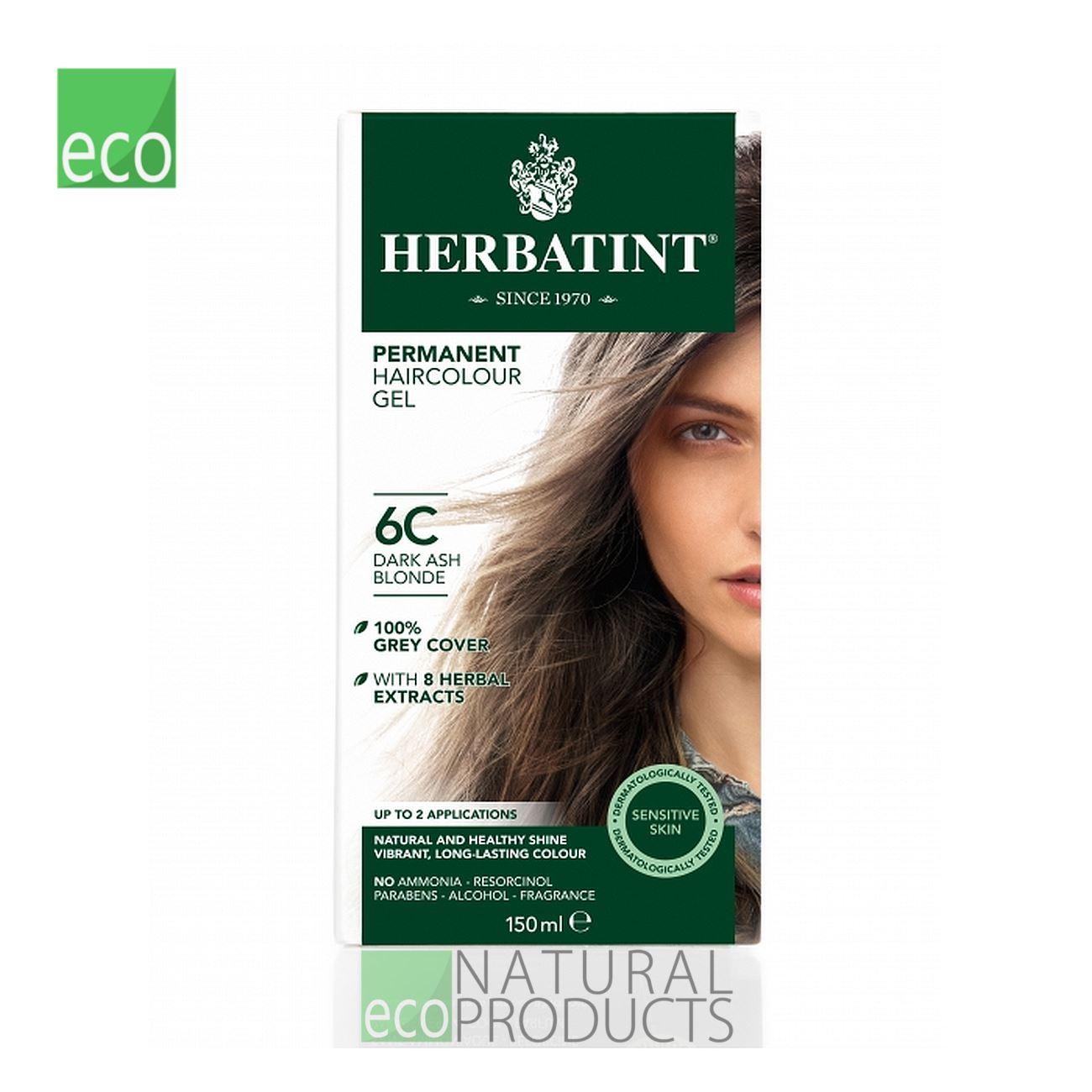 Herbatint natürliche Haarfarbe Dark Ash Blonde 18C 18ml   eBay
