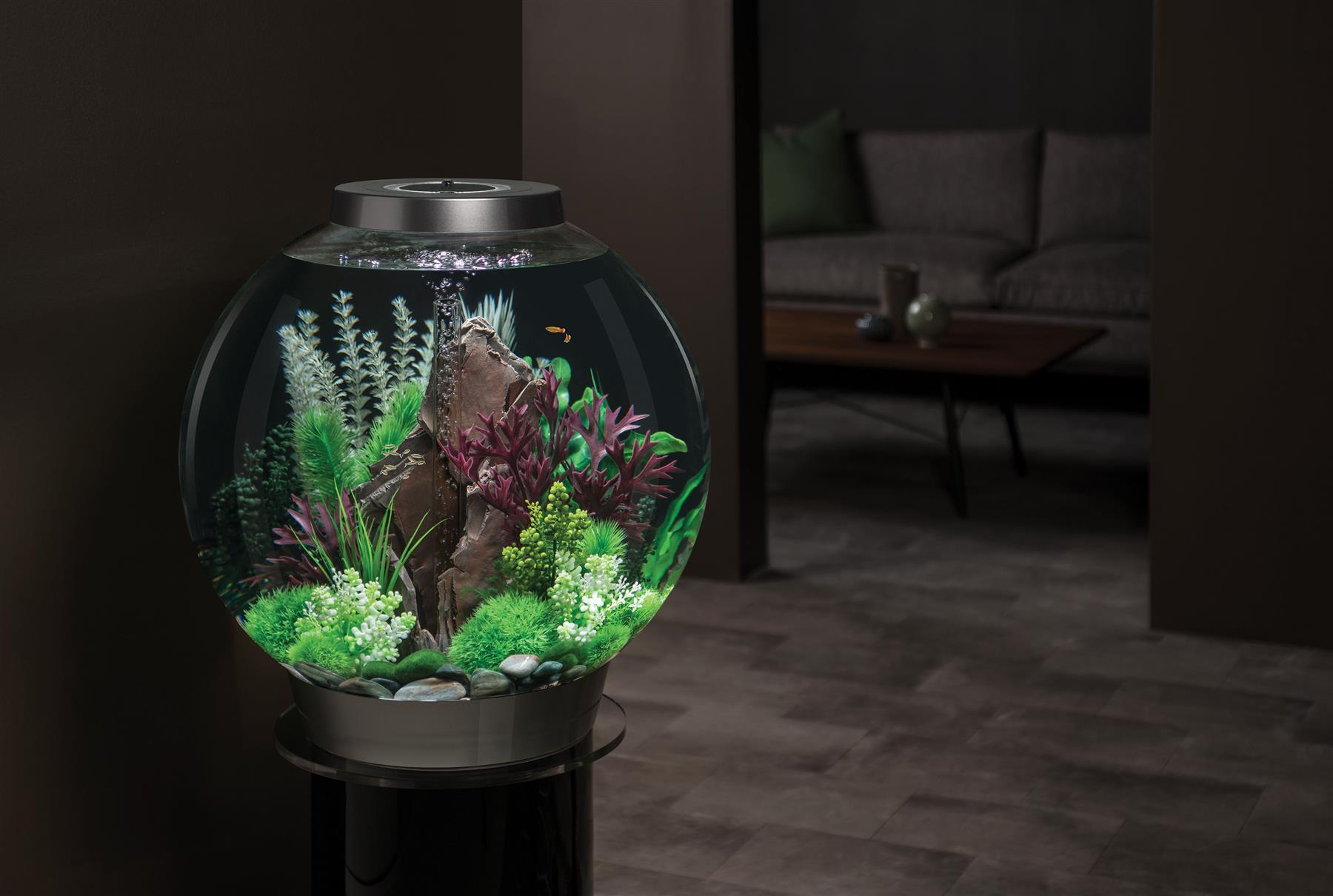 thumbnail 19 - BIORB CLASSIC AQUARIUM ACRYLIC FISH TANK COMPLETE SETUP LED LIGHTING FILTER UNIT