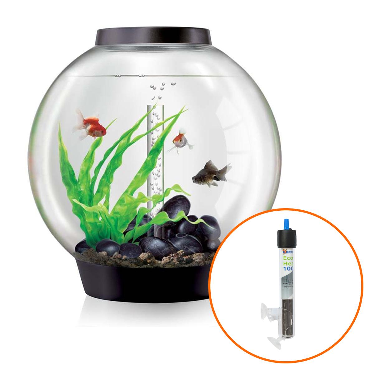 thumbnail 9 - BIORB CLASSIC AQUARIUM ACRYLIC FISH TANK COMPLETE SETUP LED LIGHTING FILTER UNIT