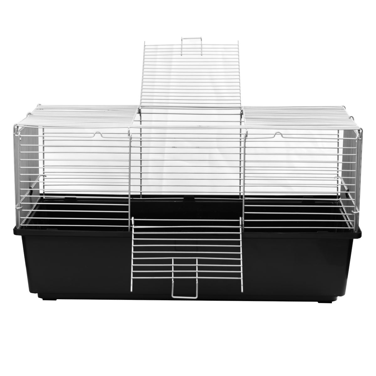 Kct Small Indoor Pet Cage 60cm Single Level Dark Grey Home House Animal Hamster Ebay