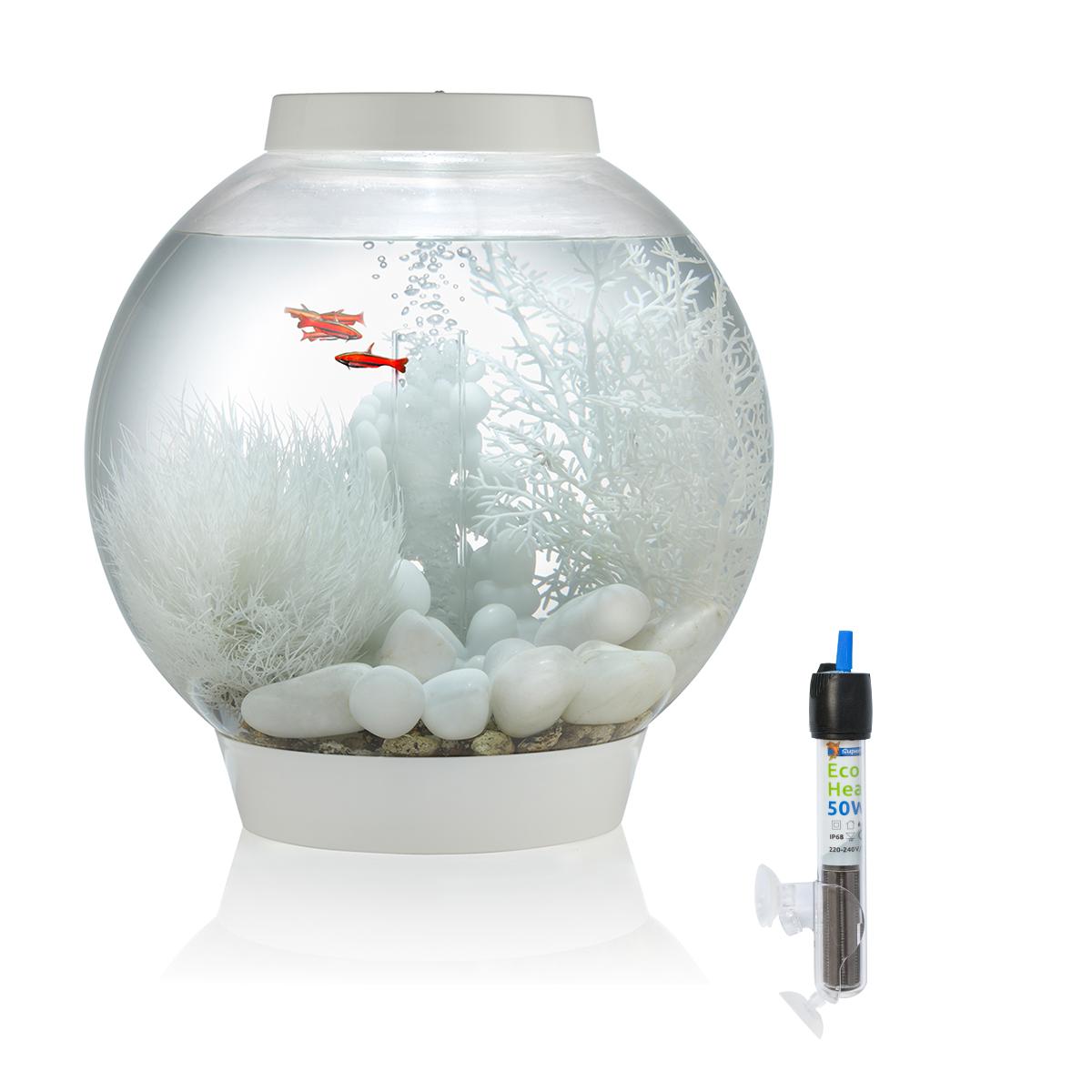 thumbnail 22 - BIORB CLASSIC AQUARIUM ACRYLIC FISH TANK COMPLETE SETUP LED LIGHTING FILTER UNIT