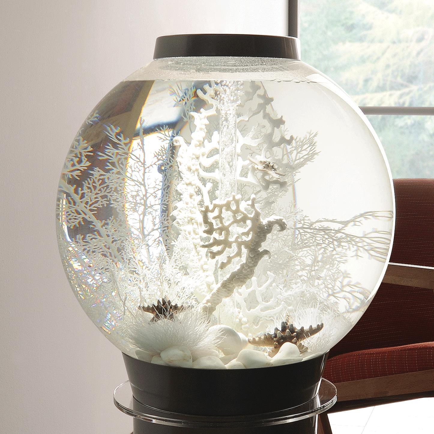 thumbnail 7 - BIORB CLASSIC AQUARIUM ACRYLIC FISH TANK COMPLETE SETUP LED LIGHTING FILTER UNIT
