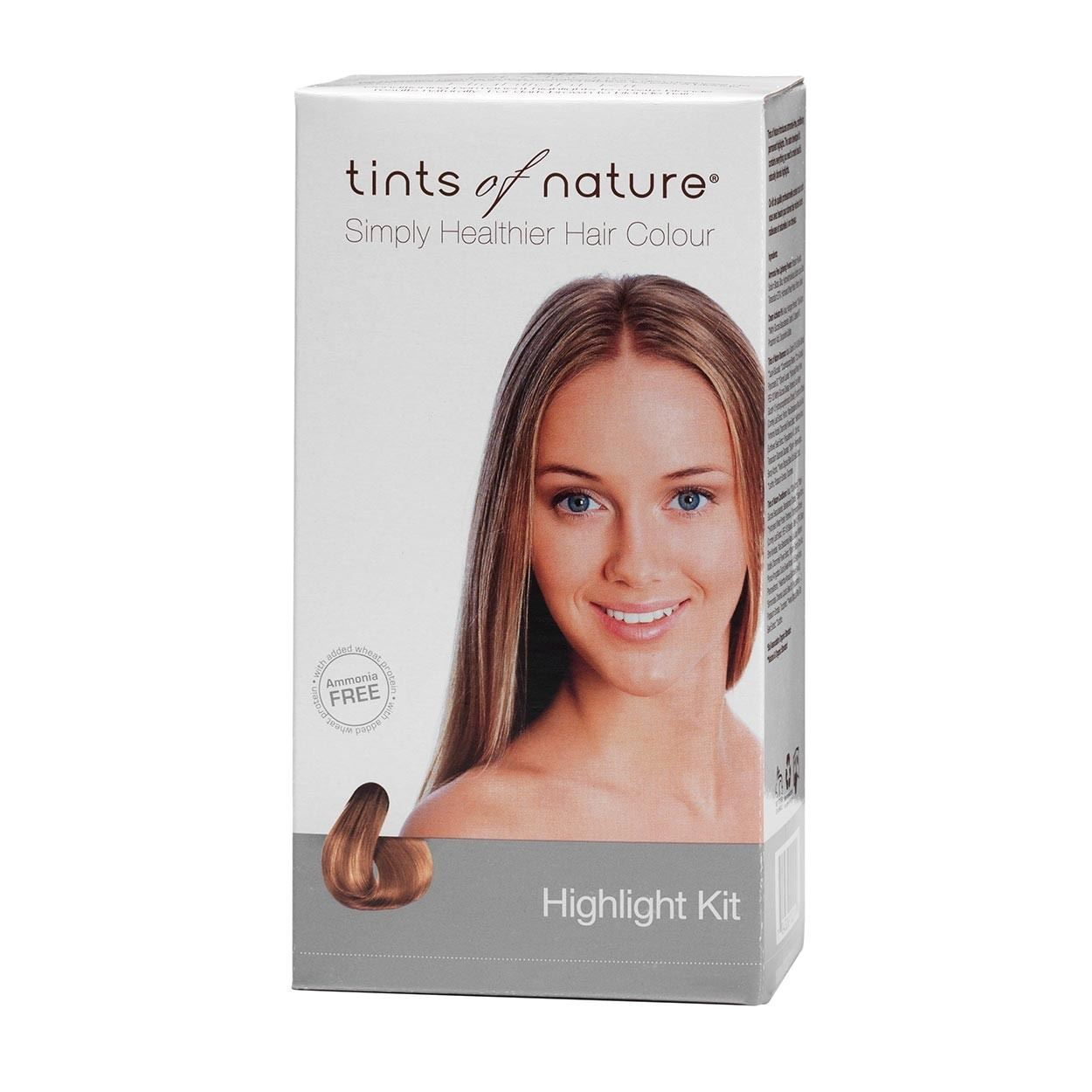 Tints Of Nature Highlight Kit For Dark Brown To Blonde Hair Ebay