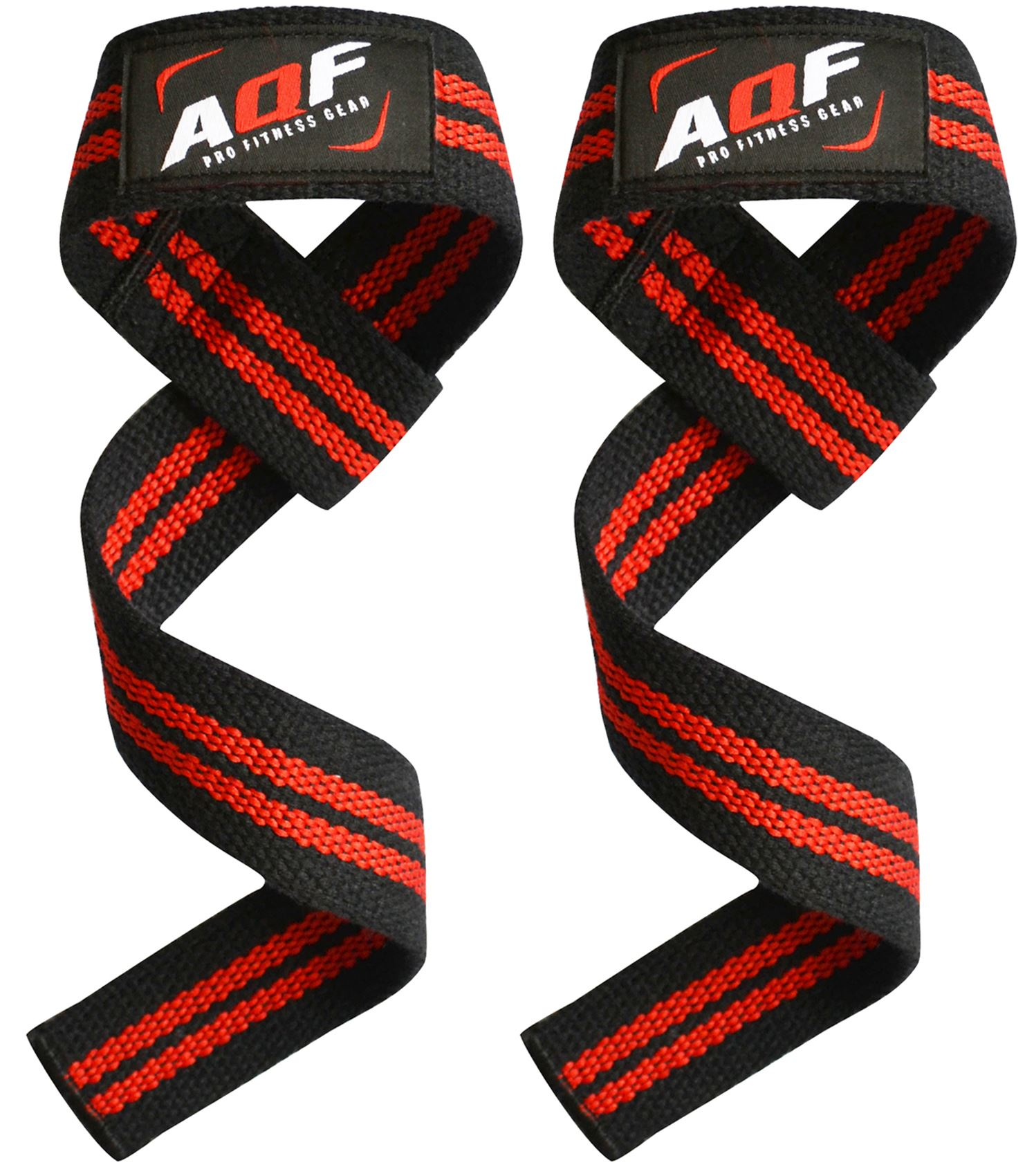Weight Lifting Wrist Wraps Bandage Support Gloves Gym: AQF Weight Lifting Gym Straps Training Hand Bar Wrist