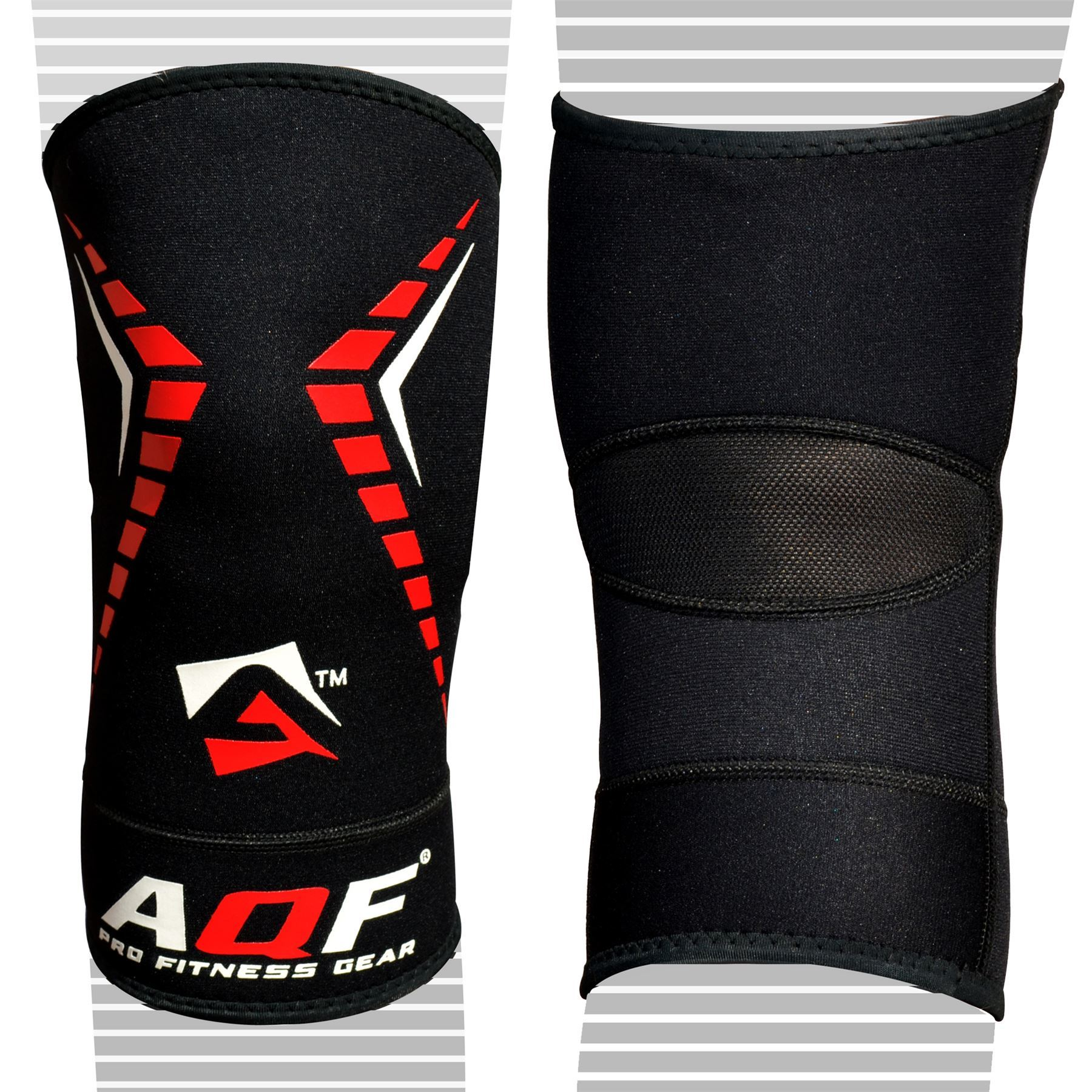 AQF-Neoprene-Brace-Knee-Support-MMA-Pad-Guard-Protector-Gel-Sports-Work-Foam-Cap