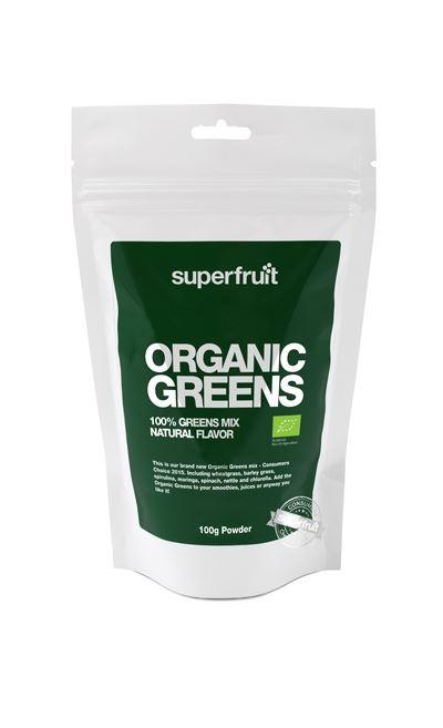 superfruit super booster v1 greens