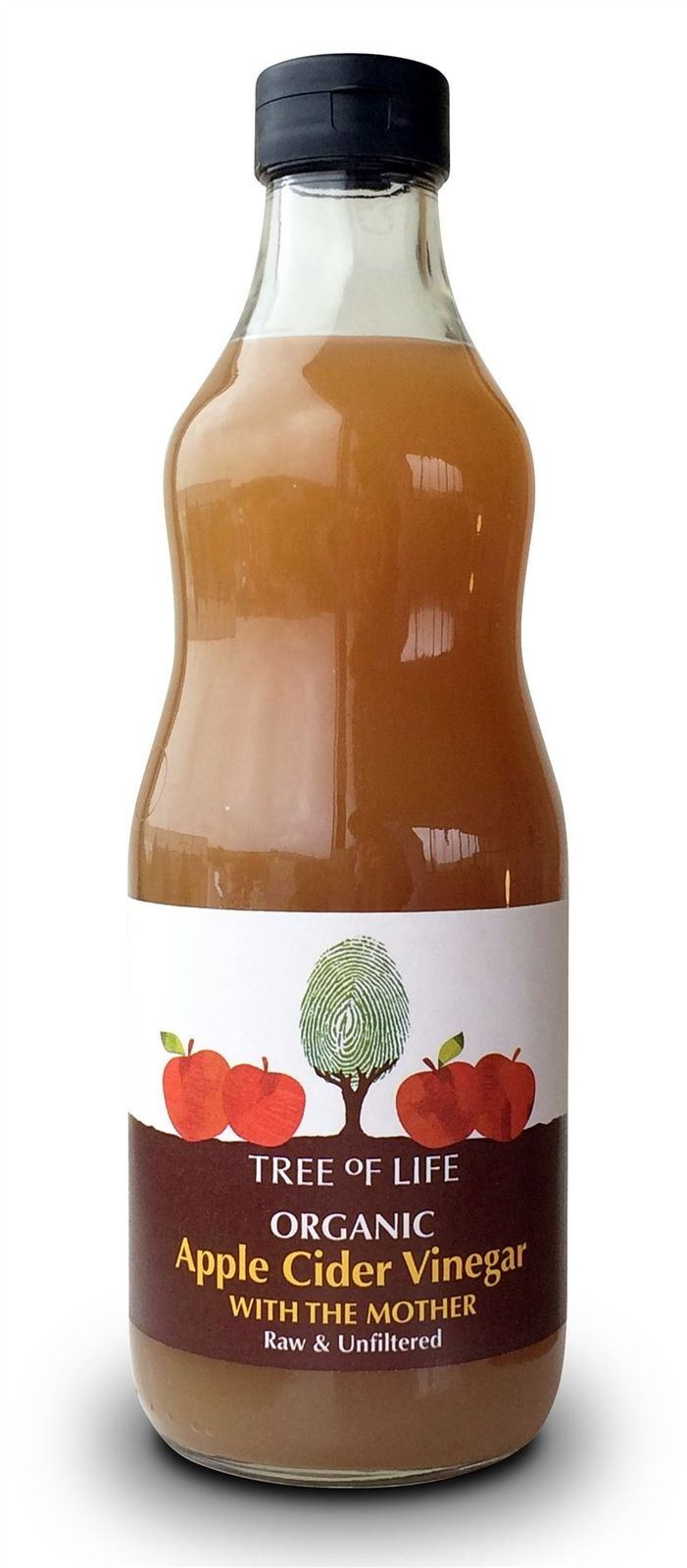 Tree Of Life Organic Apple Cider Vinegar With The Mother ...