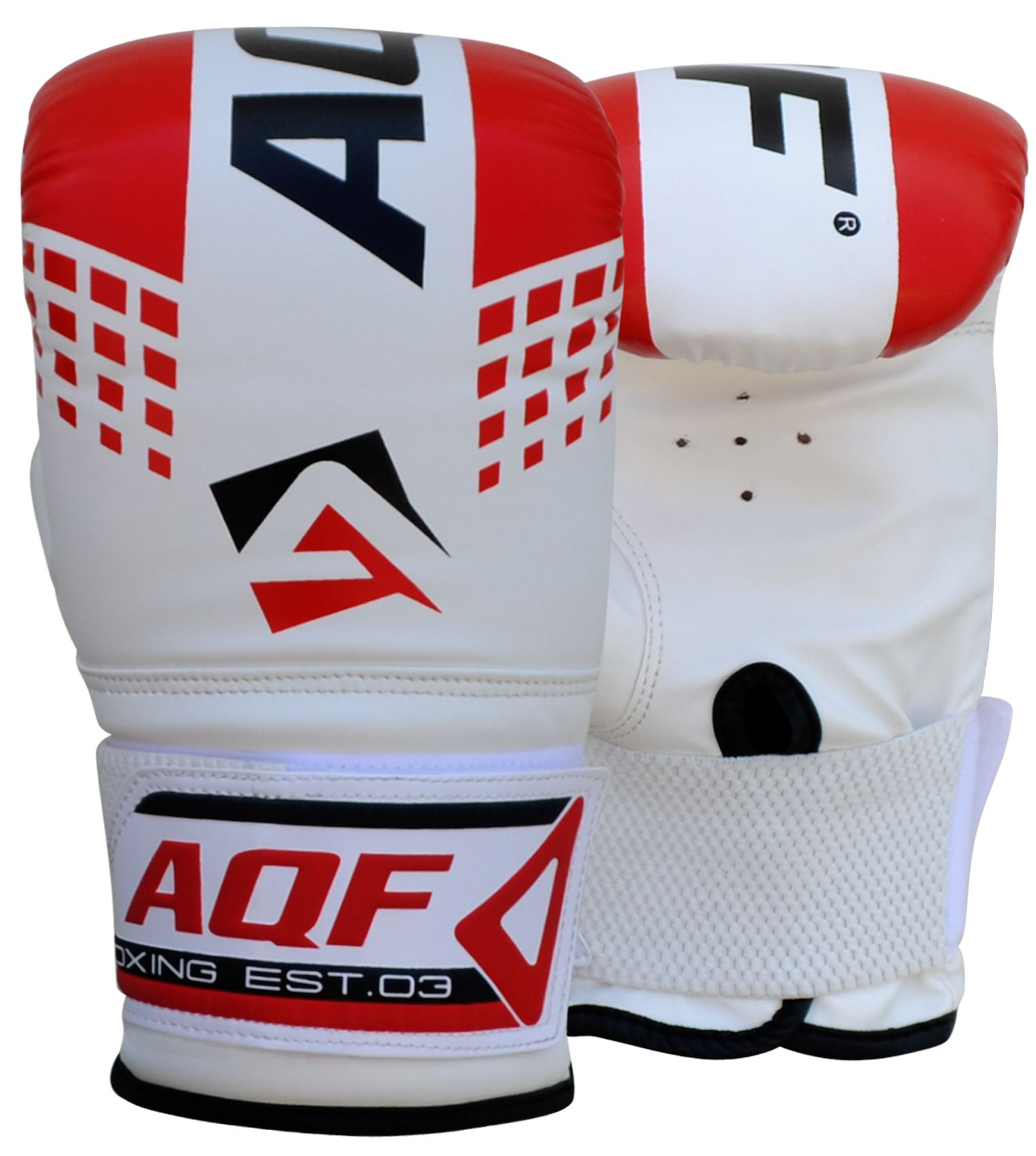 Boxing Gloves Punching Bag Mitts MMA Muay Thai UFC Fighting Training Grappling