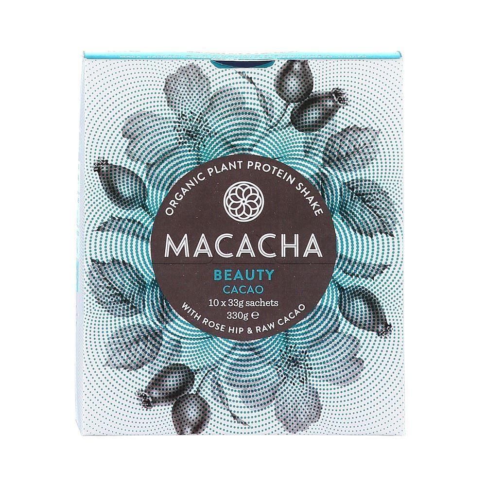 Macacha Organic Beauty Blend 330g 10 Sachets 330g Blend c2b43d