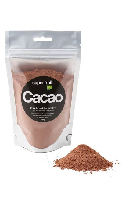 Superfruit EU | Raw Cacao Powder 150g EU Superfruit Organic 91cdd6