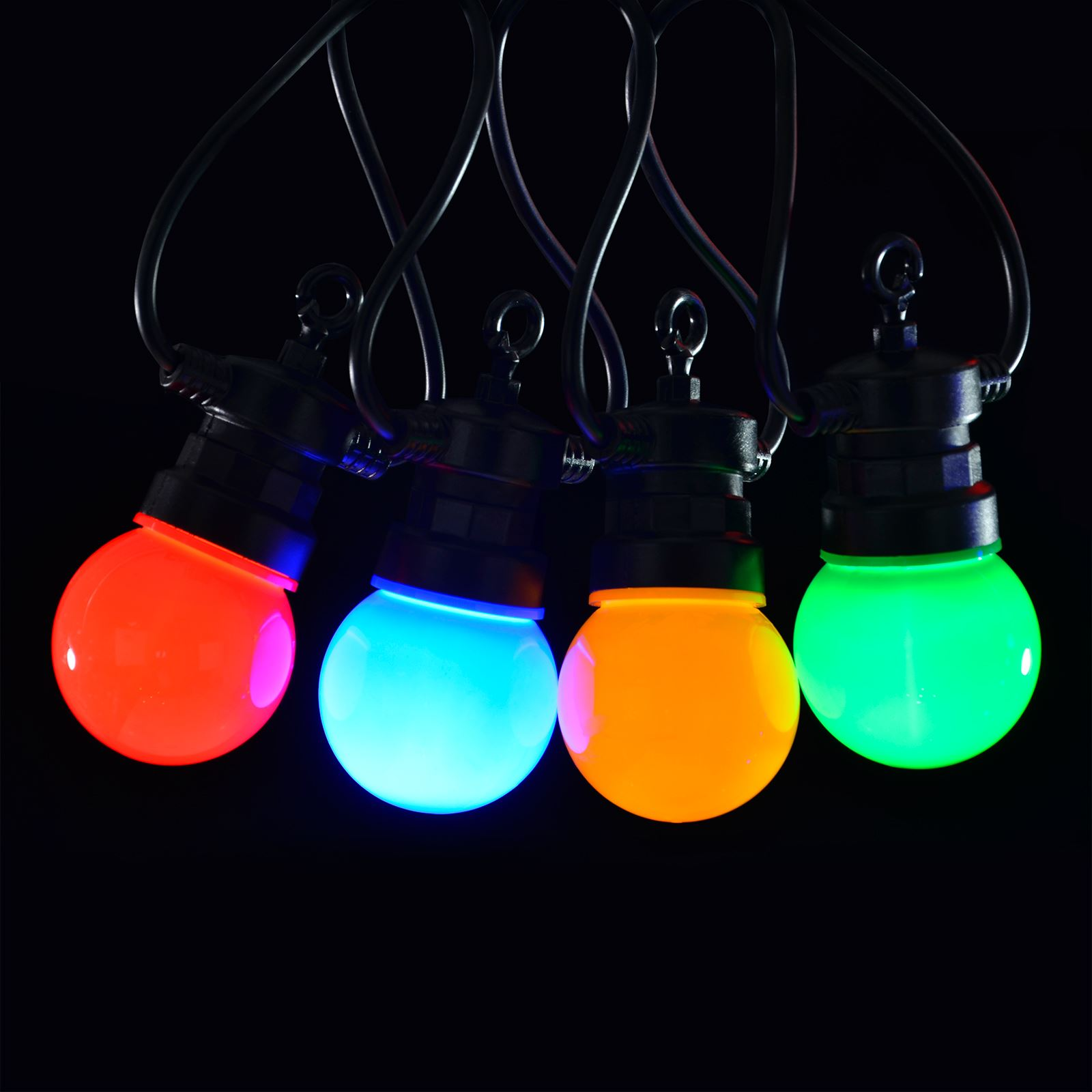 20 Connectable LED Garden Party Wedding Christmas Indoor Outdoor ...