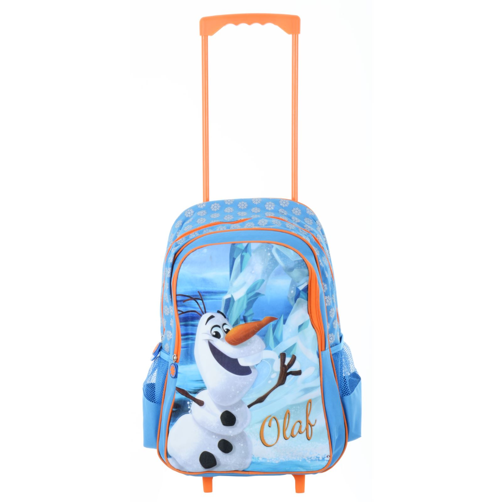 5e1ca2a02 Disney Frozen Olaf Trolley Bag Childs Travel Cabin Luggage Handle ...