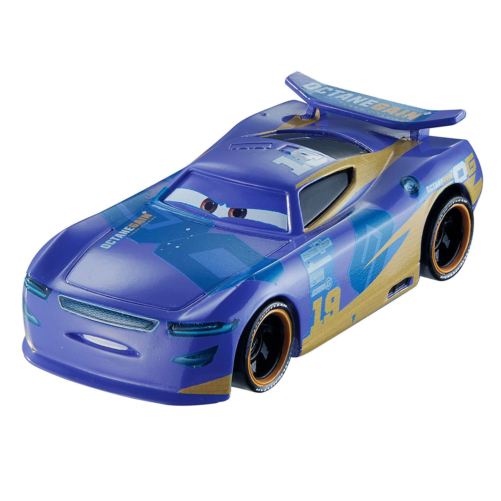 Disney Pixar Cars 3 Piston Cup Metal Die-Cast Vehicle Car