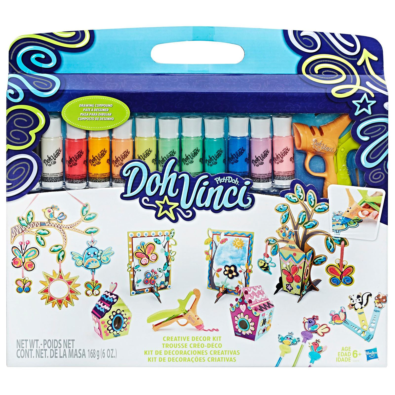 DohVinci kits for creativity: review, selection and reviews 12