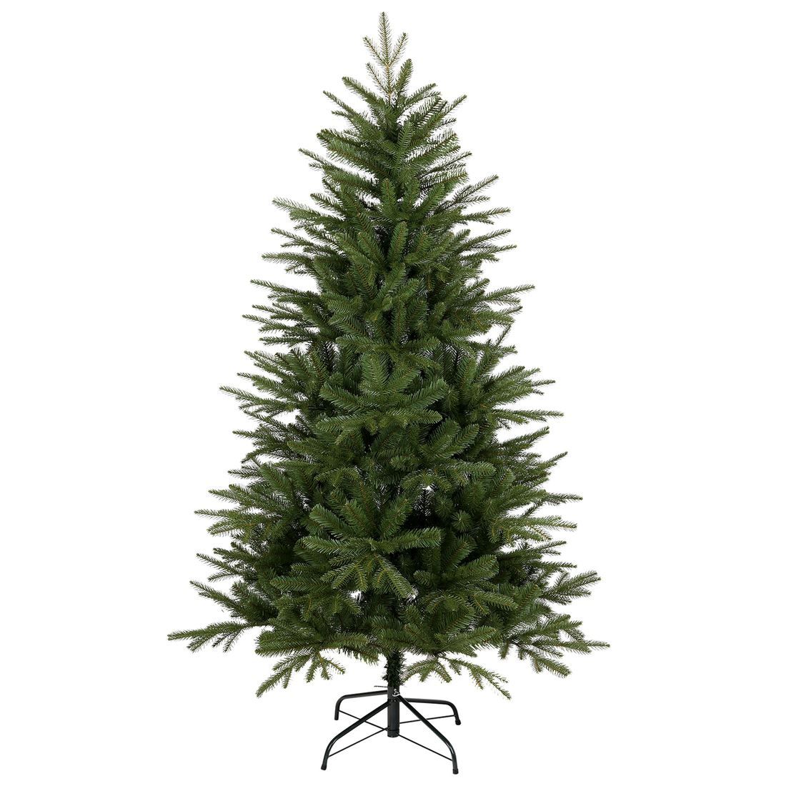 Artificial Christmas Trees Amazon Uk: 180cm (6ft) Luxury Artificial Spruce Christmas Tree