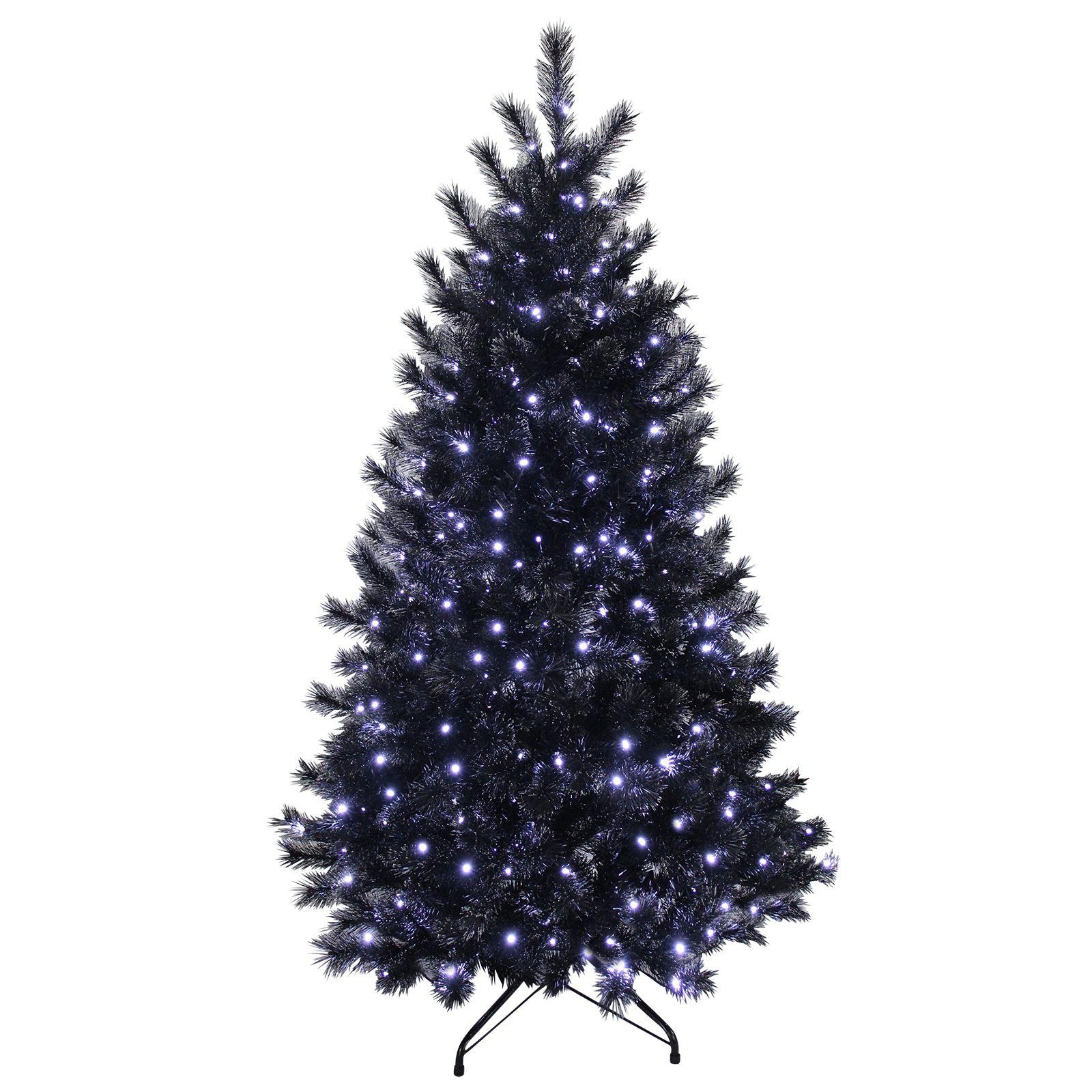 amazoncom holiday time prelit 32 fiber optic artificial christmas