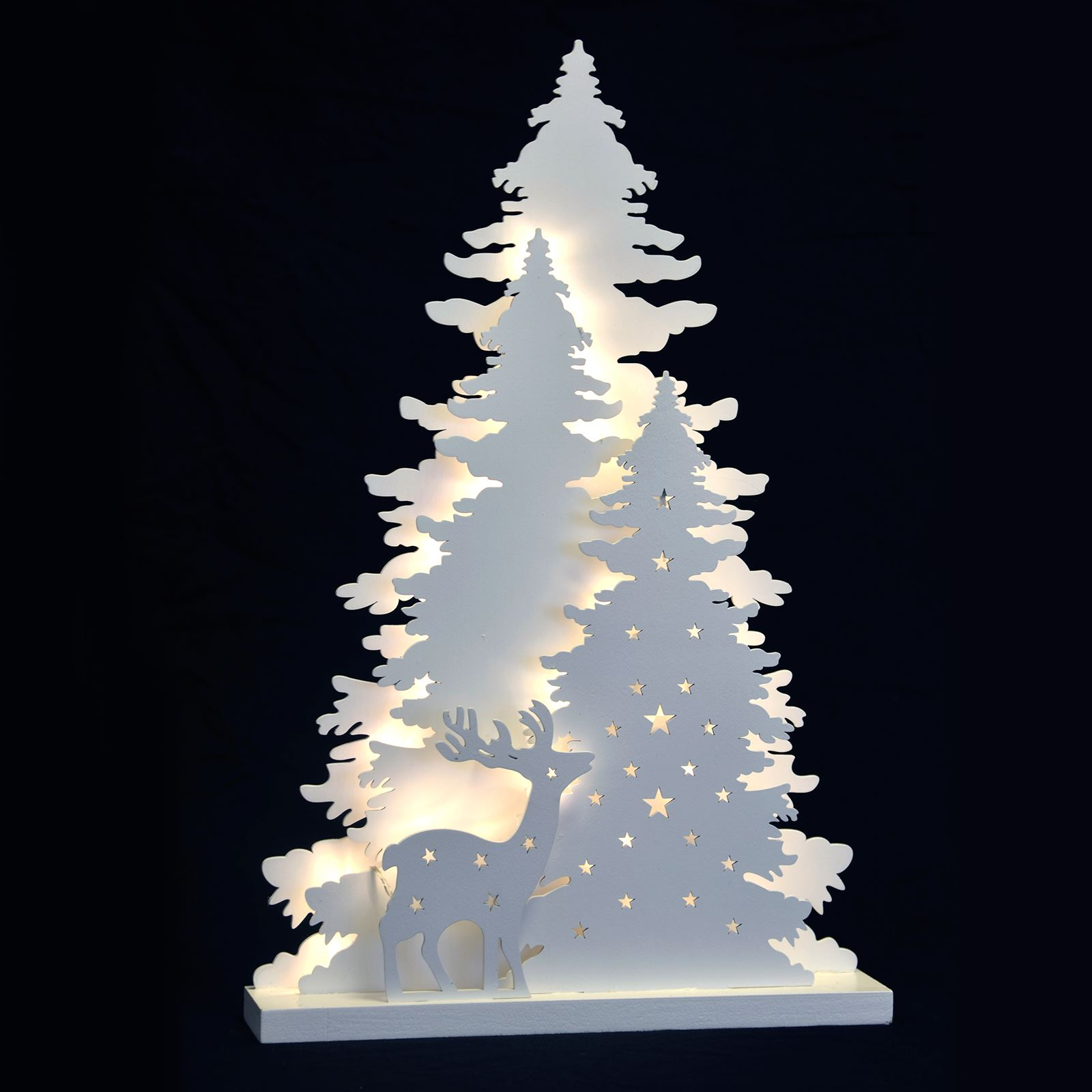 Soft White Christmas Tree Lights