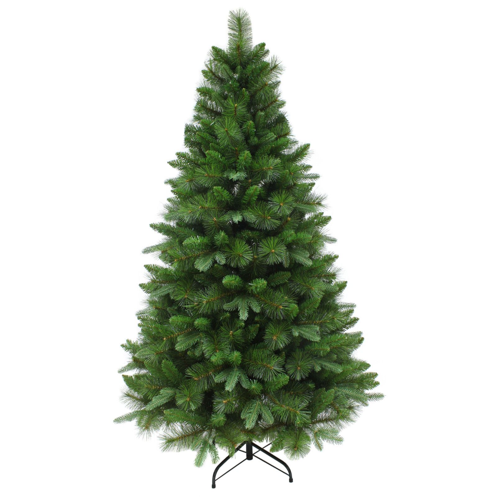 Gorgeous Luxury Snow Frosted Mixed Pine Artificial Christmas Tree 6ft or 7ft