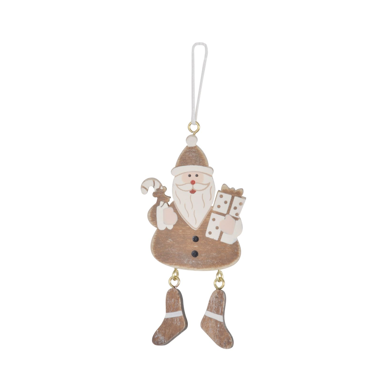 Christmas Tree Decorations Pack Novelty Hanging Ornaments Xmas ...