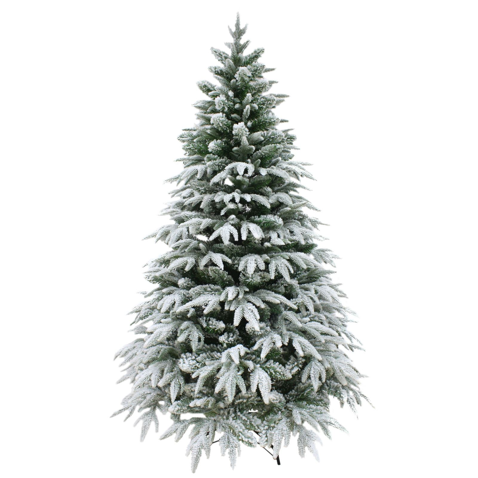 Luxury Snow Tipped Christmas Tree Artificial Pine Indoor Xmas Decoration