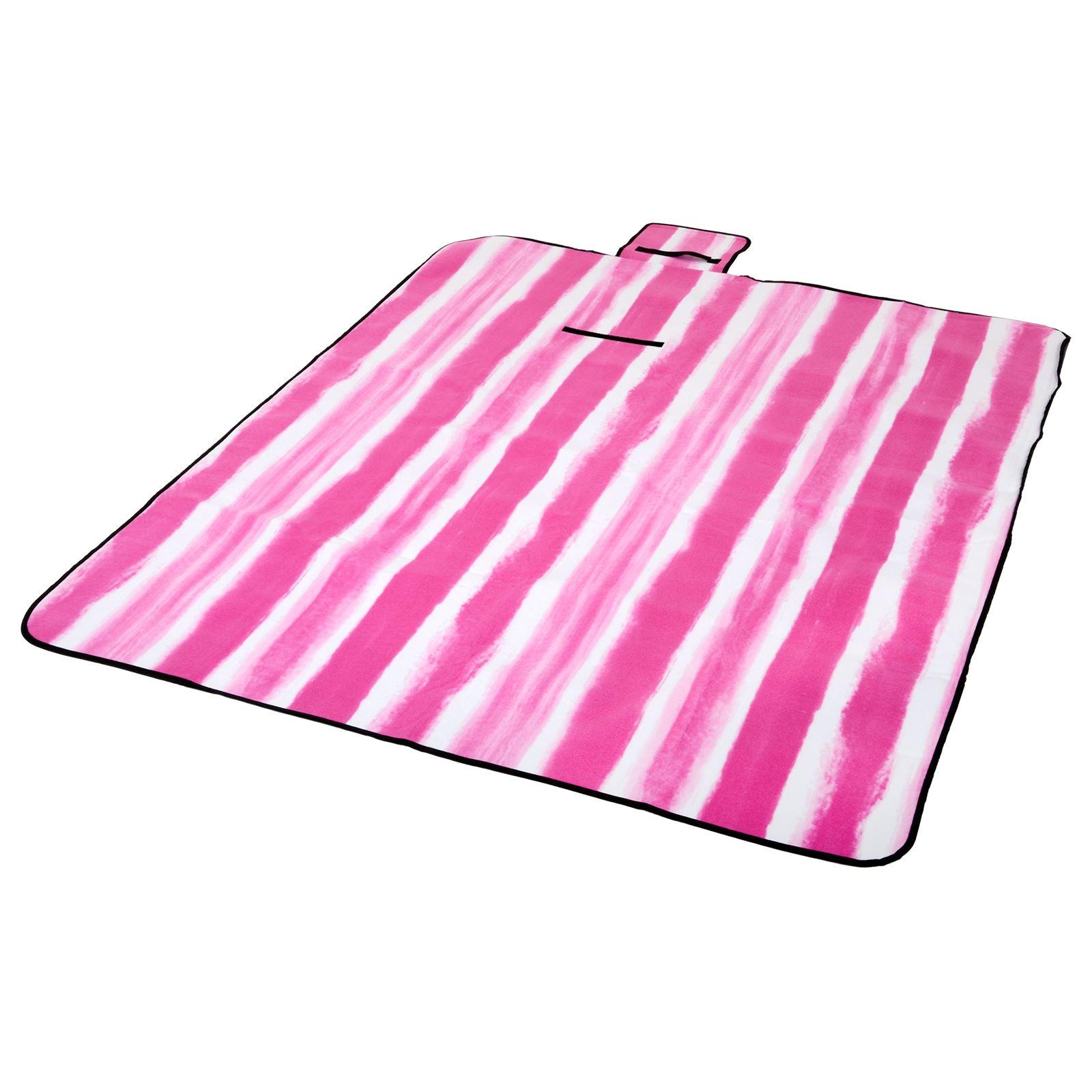 Picnic Blanket: Azuma Outdoor Picnic Blanket Rug PEVA Waterproof Backing