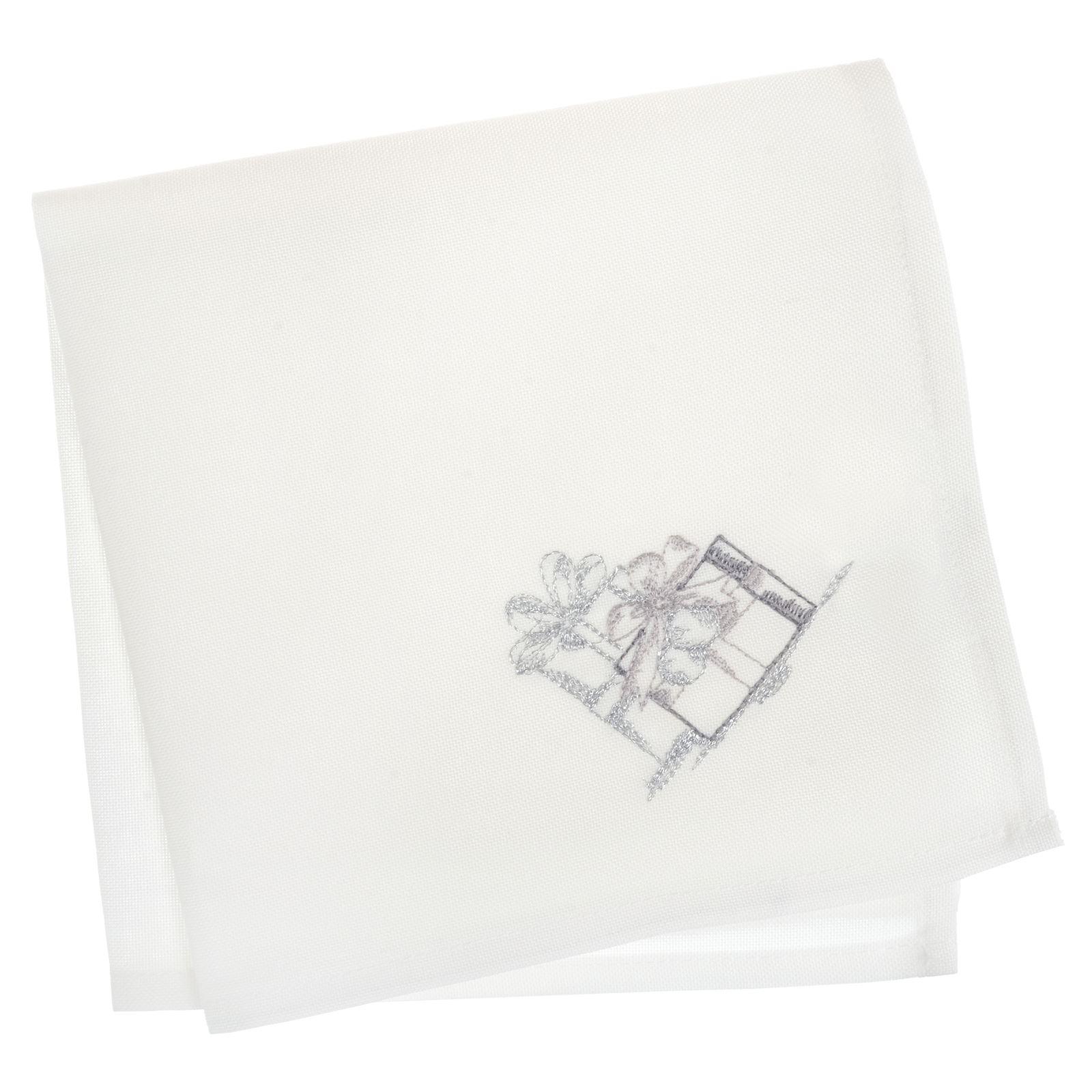 Christmas-Tablecloth-Festive-Pattern-Rectangle-Round-Fabric-Xmas-Room-Decoration Indexbild 151