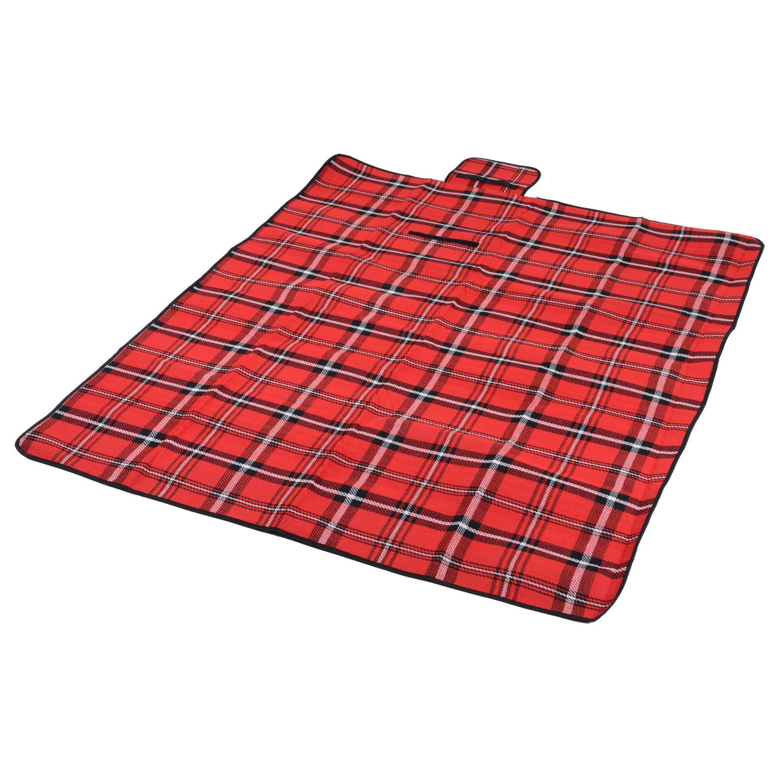 Azuma Outdoor Picnic Blanket Rug PEVA Waterproof Backing ...