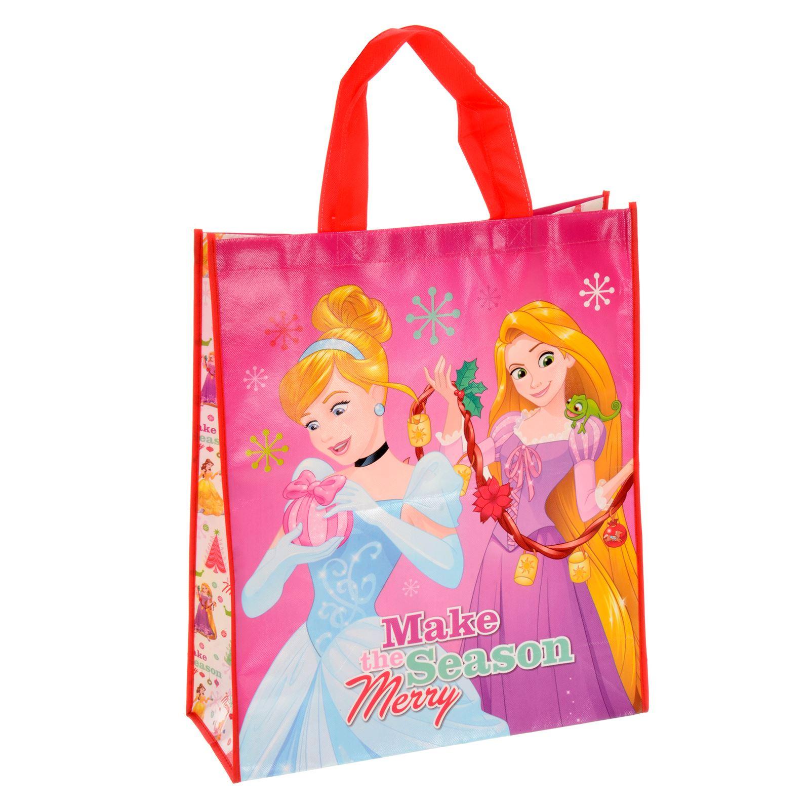 Giant Reusable Shopper Christmas Gift Bag -Make The Season Merry ...