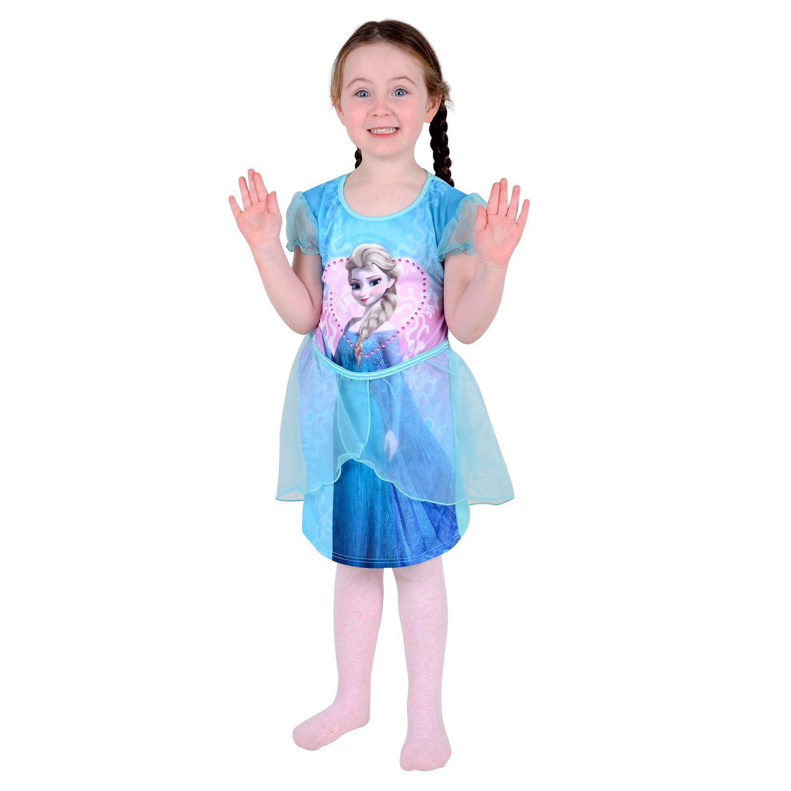 girls official ballerina princess dress  disney frozen