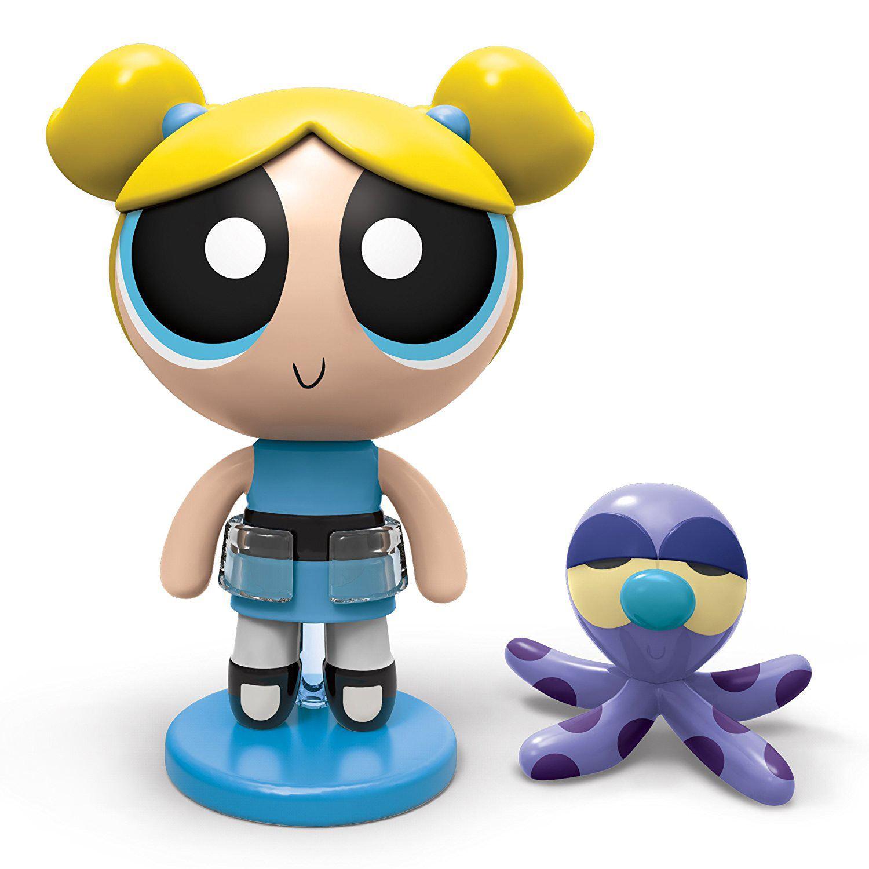 6cm Collectible Powerpuff Girls Action Figure Mayor Buttercup