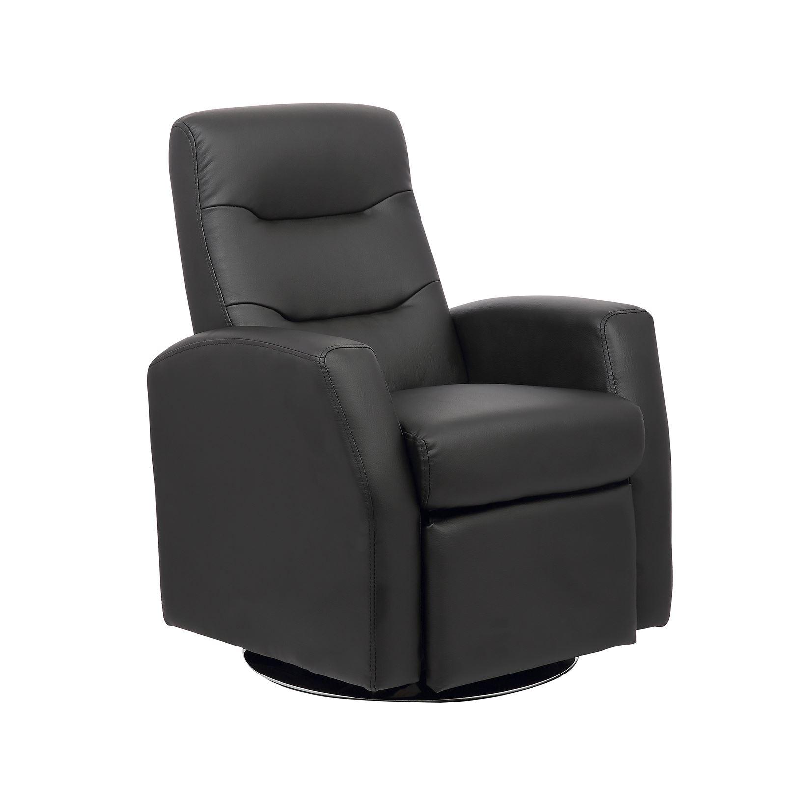 luxury kids reclining swivel chair childrens comfortable faux rh ebay co uk