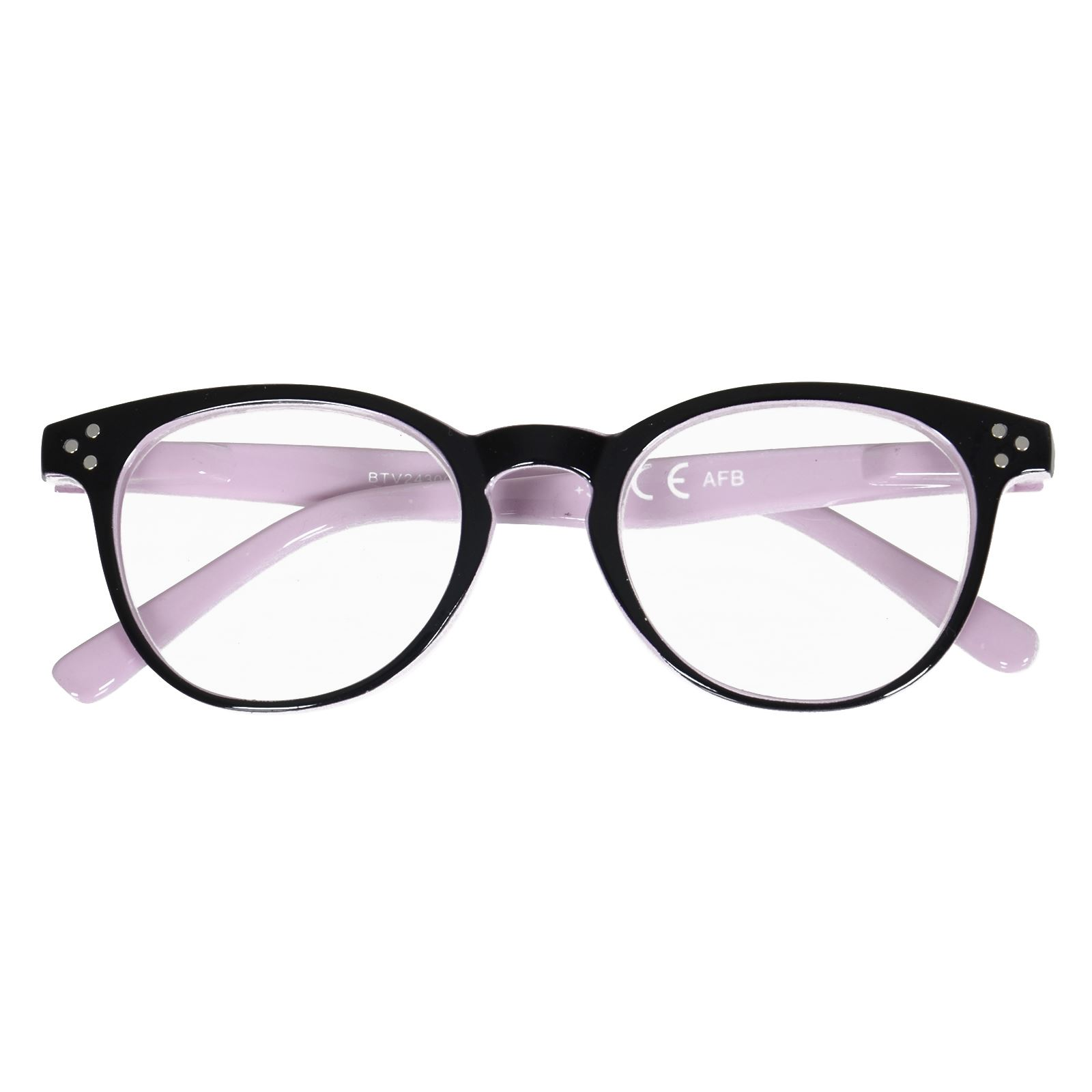 09eb6d161a Reading Glasses With Case Betaview Mens Womens Spectacles Plastic ...