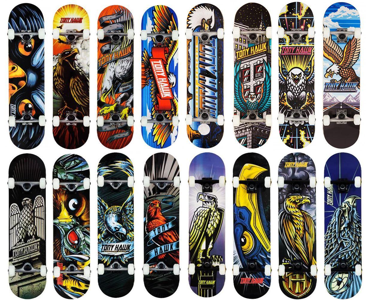 Royal Hawk by Tony Hawk Skateboards Tony Hawk 540 Series Complete Skateboard