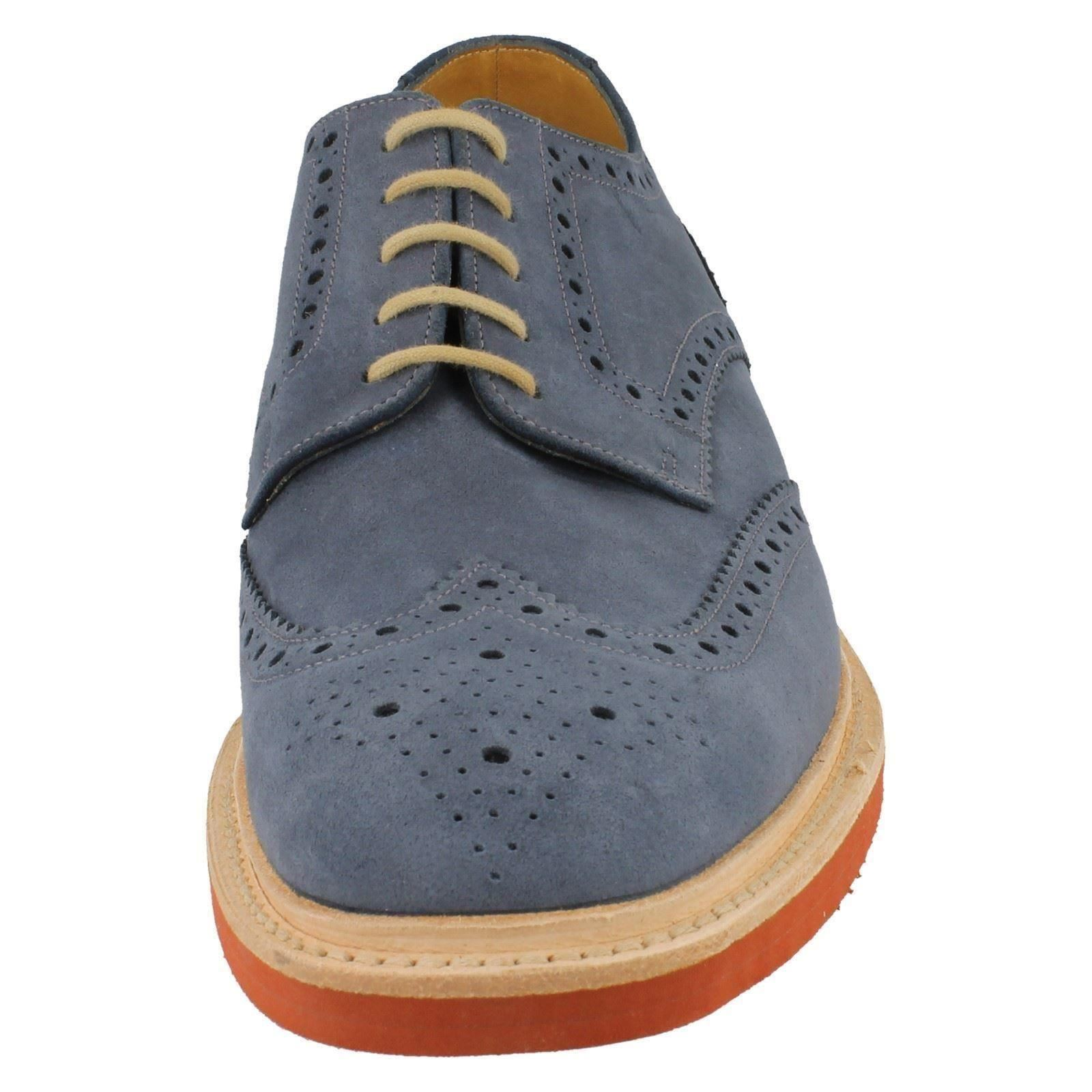 Mens Loake Loake Loake Casual Shoes Fitting F - Logan 199241