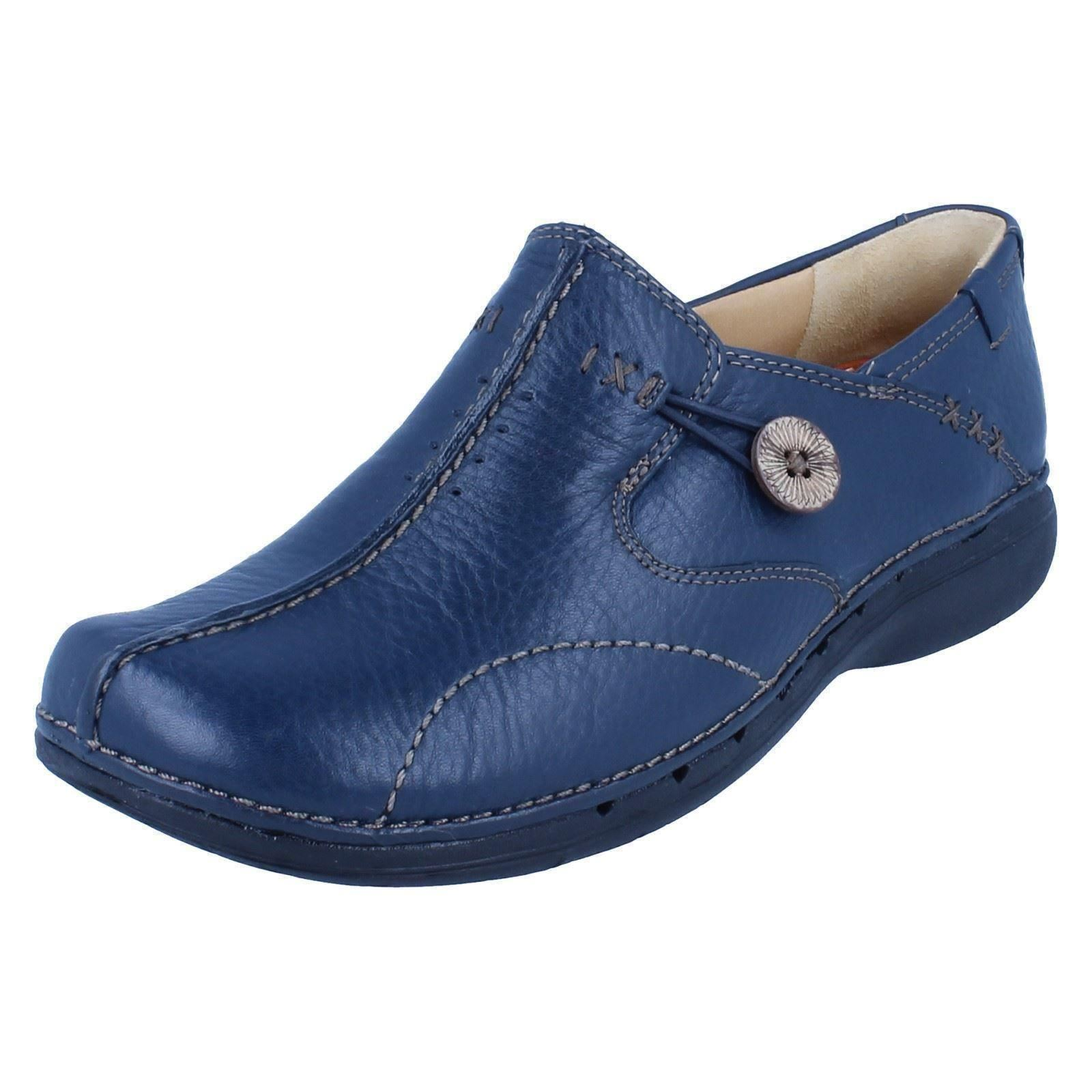 Ladies Black Shoes From Clarks