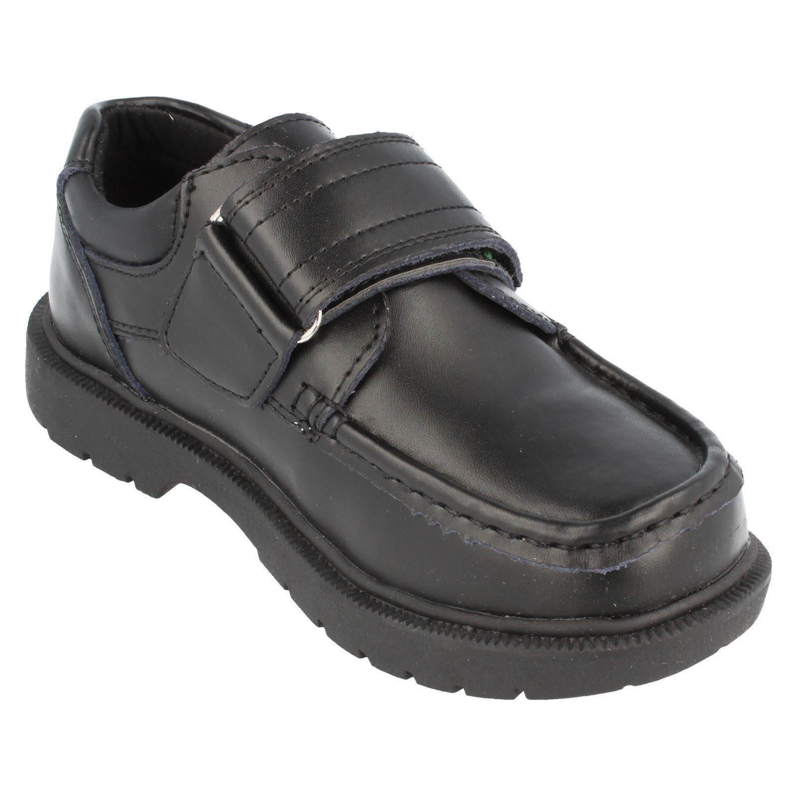 Boys Jcdees Leather Shoes N1066 ~ N