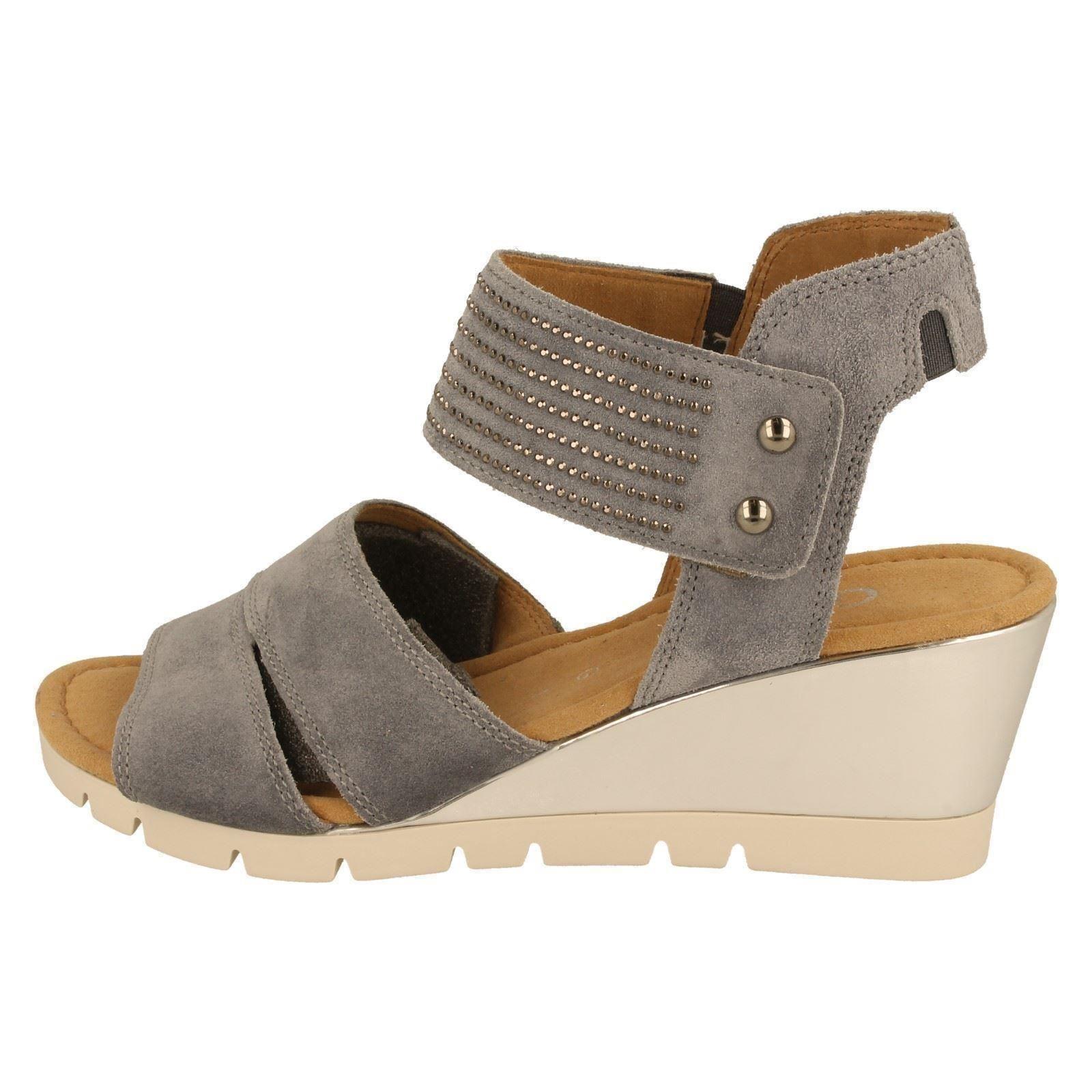 Homme Femme Femmes gabor gabor gabor sandales le style 62845-W Divers styles Magasin d'exportation en ligne Forte chaleur et résistance à la chaleur 4b4d25
