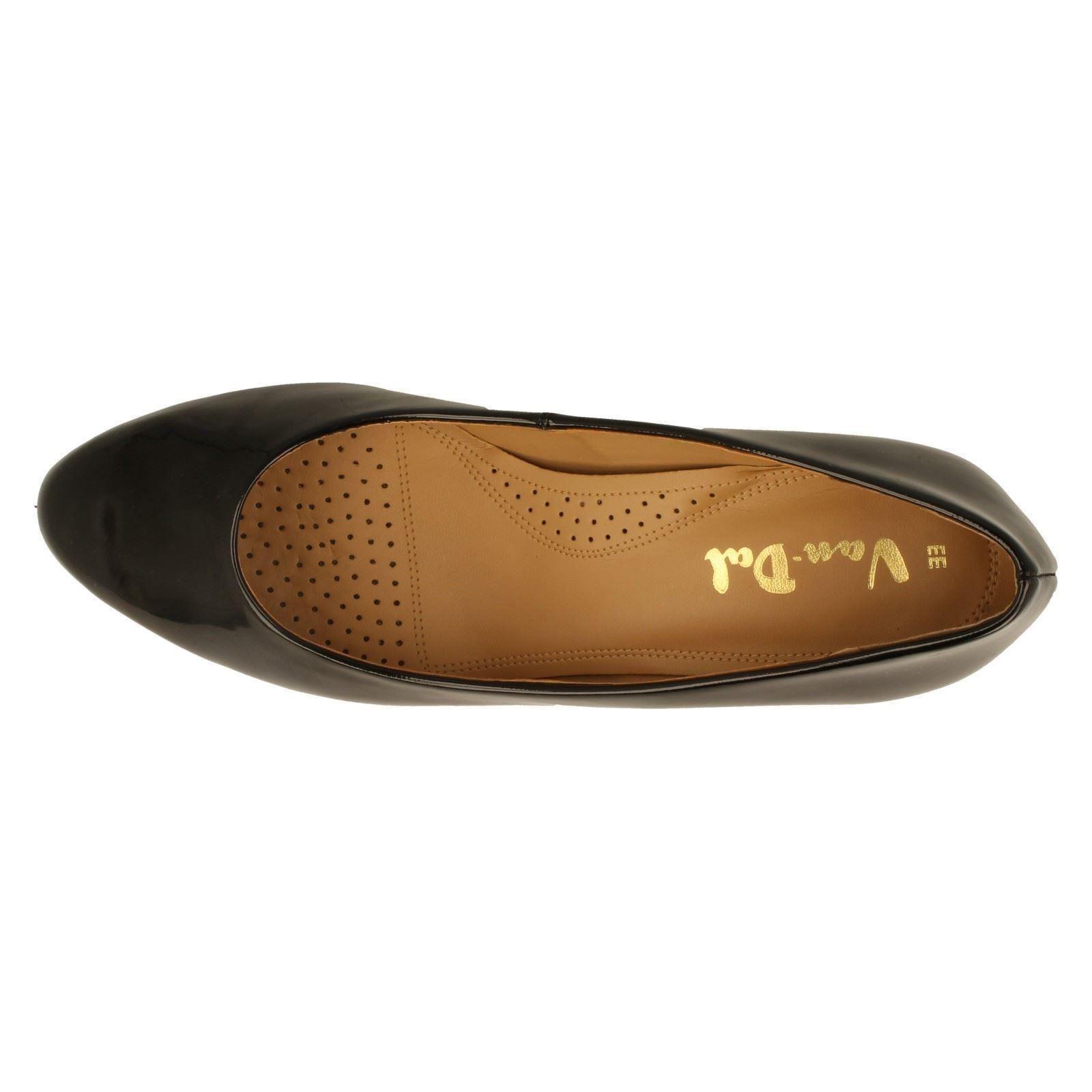 Mesdames Mesdames Mesdames van dal court verni chaussure le style Watt-W | à Prix Réduits  05a28c