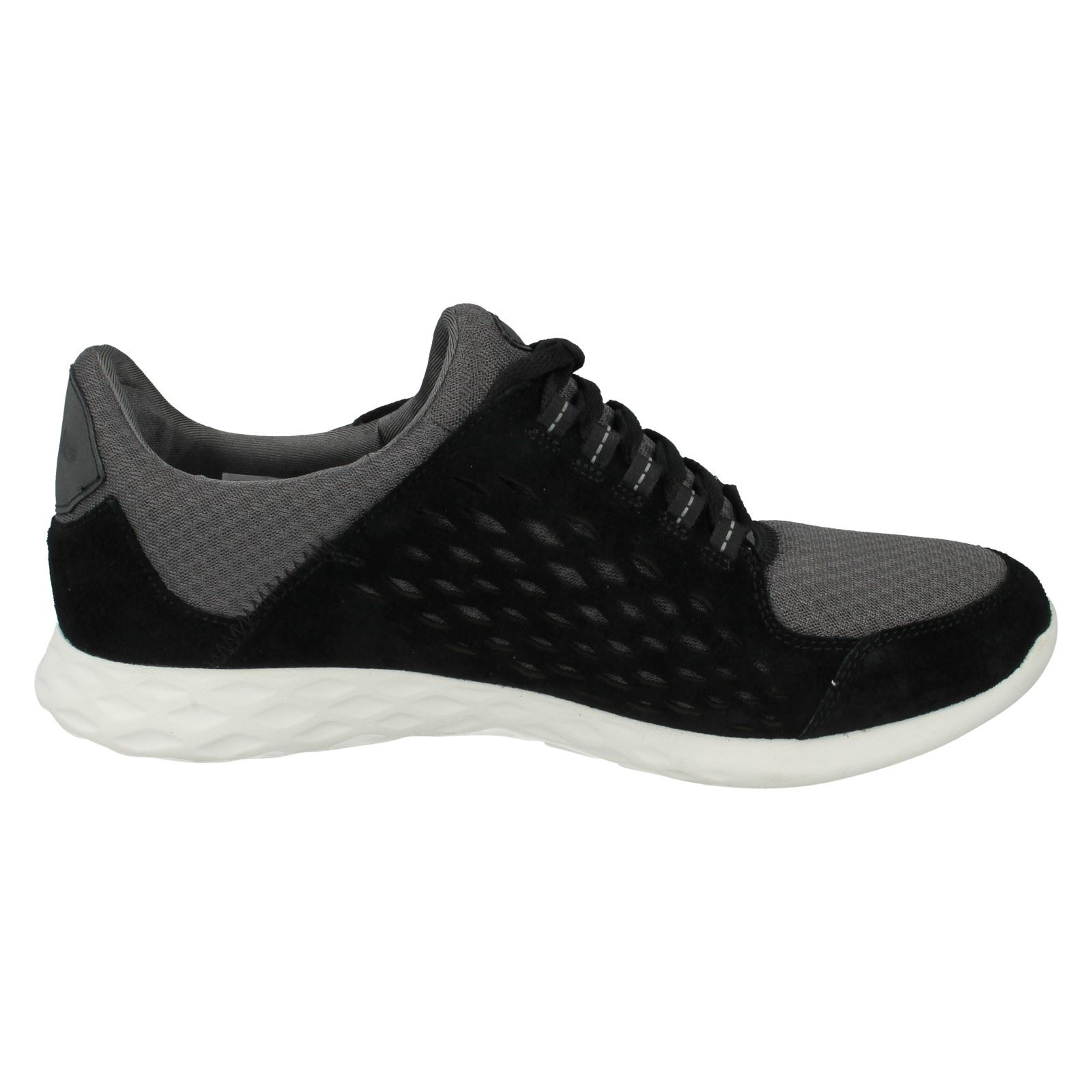 Men's Clarks Trainer Casual Sheos The Style - Seremax Lace