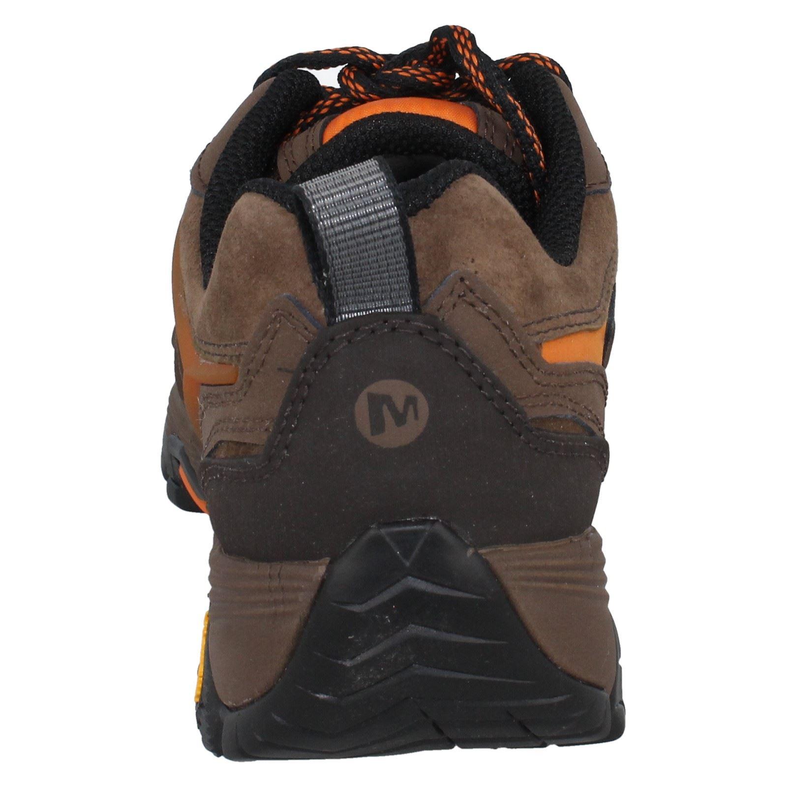 Mens Merrell Moab Fst Ltr GTX Walking/Hiking Trainers J37809