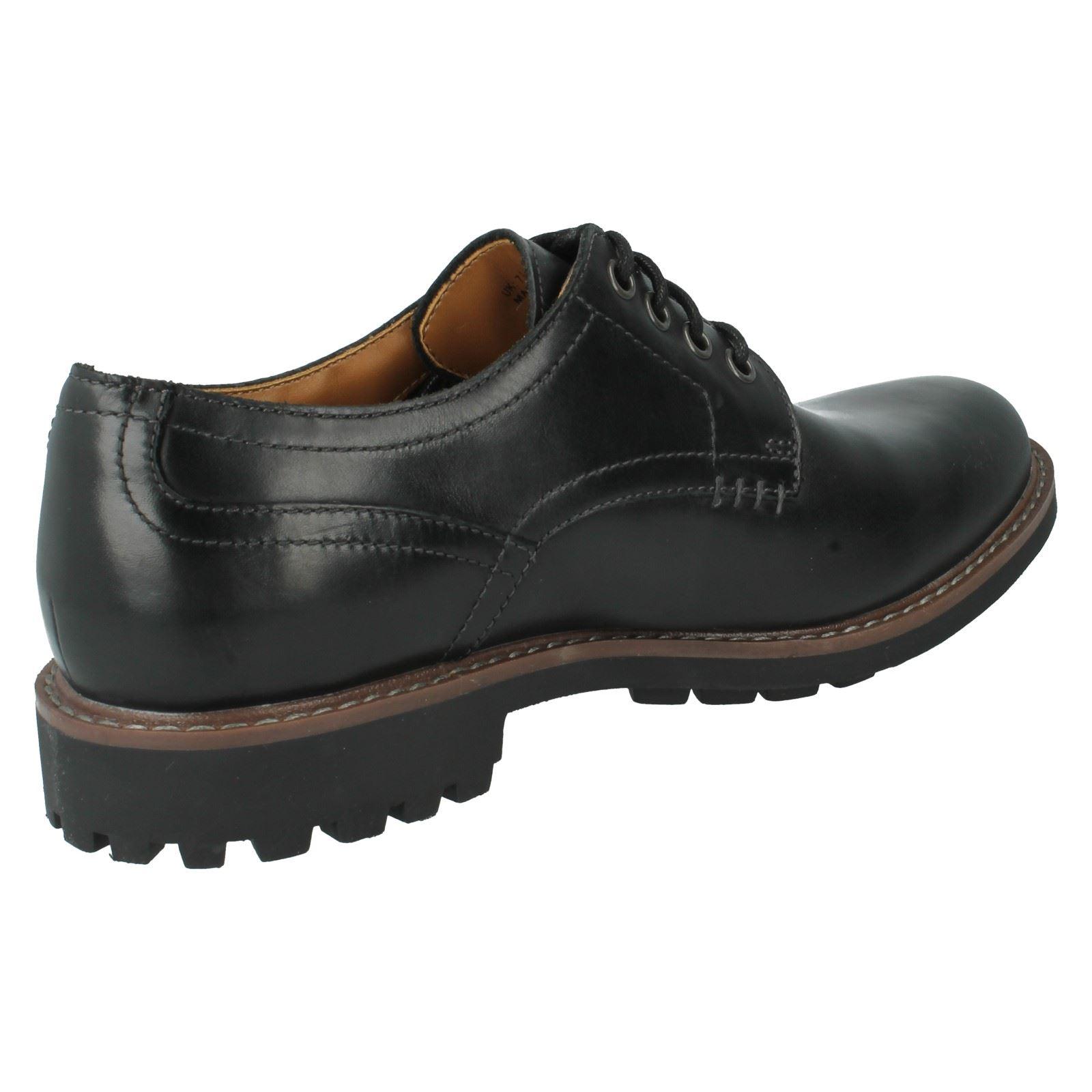 Para Hombre Clarks Zapatos Casual lazada Zapatos Clarks Estilo-Montacute Hall 2ae89f