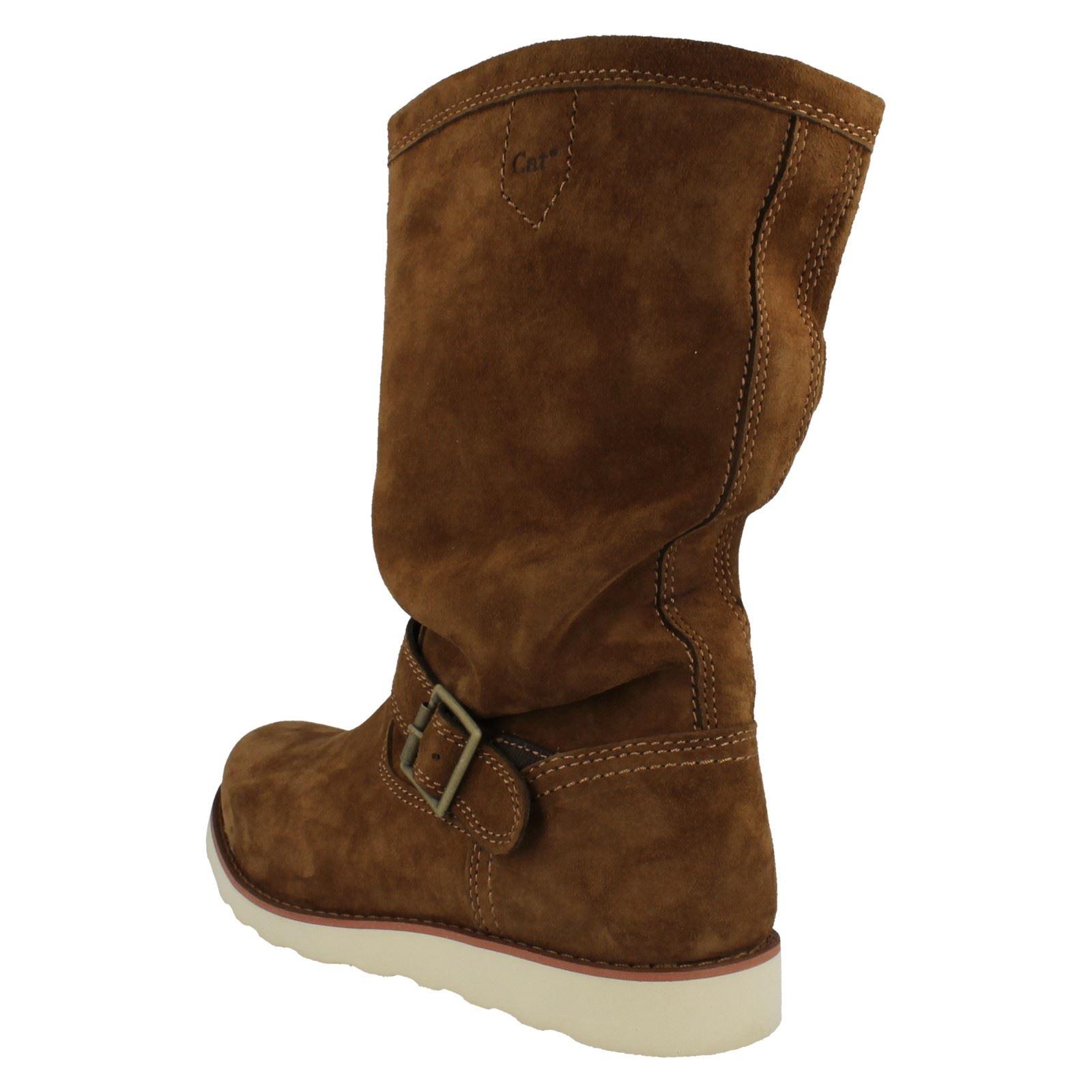 womens caterpillar boots style claudette
