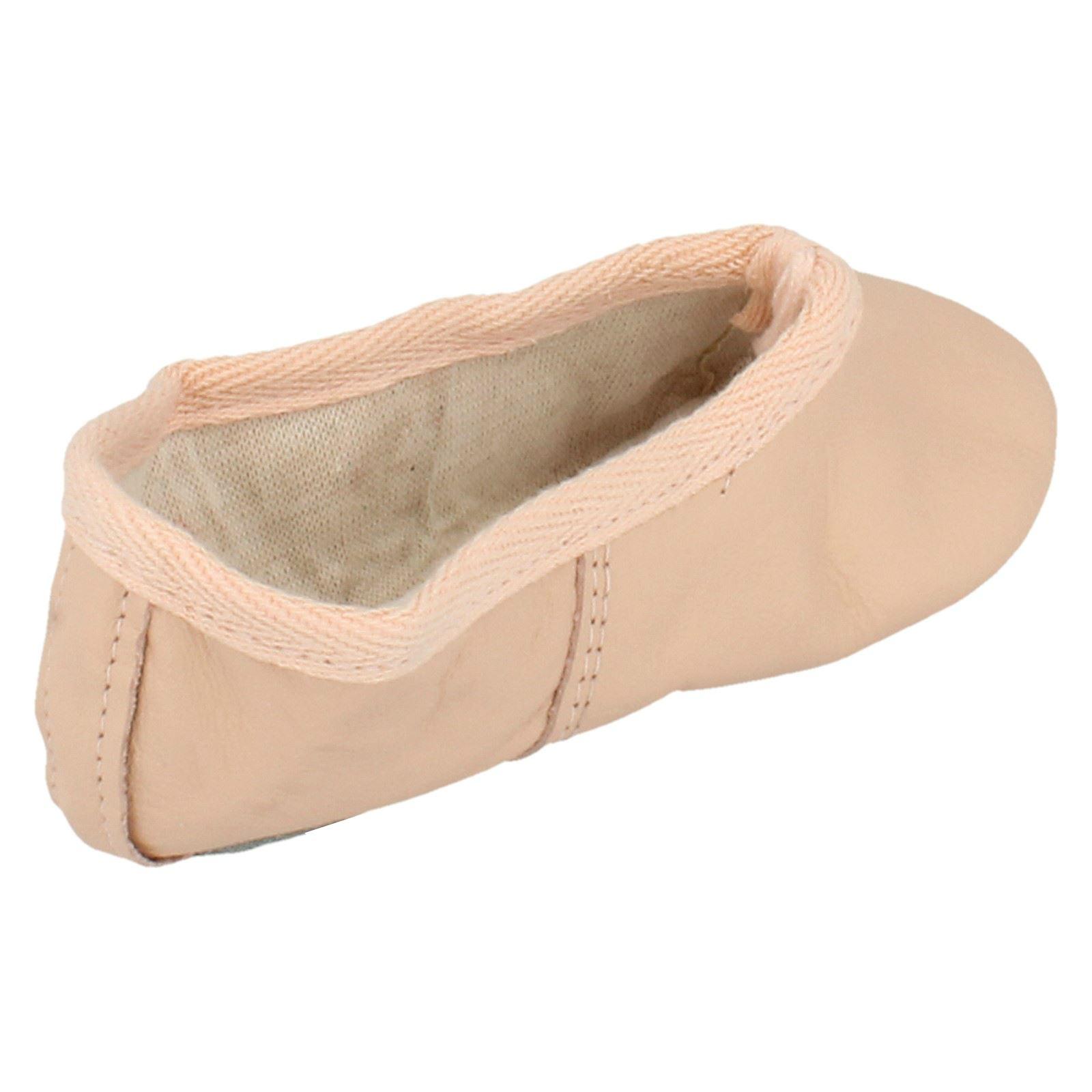 Childrens Gandolfi Con Cordones Zapatos De Ballet Danza Zapatos De Ballet-D