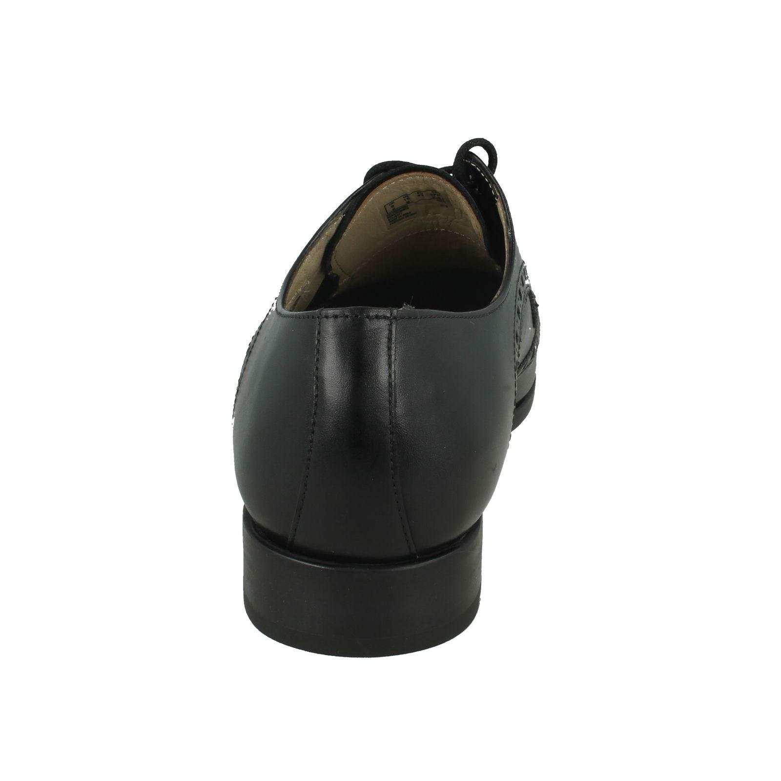 Uomo Leder Clarks Lace Up Formal Leder Uomo Schuhes Style - Amieson Limit 5f8ca9